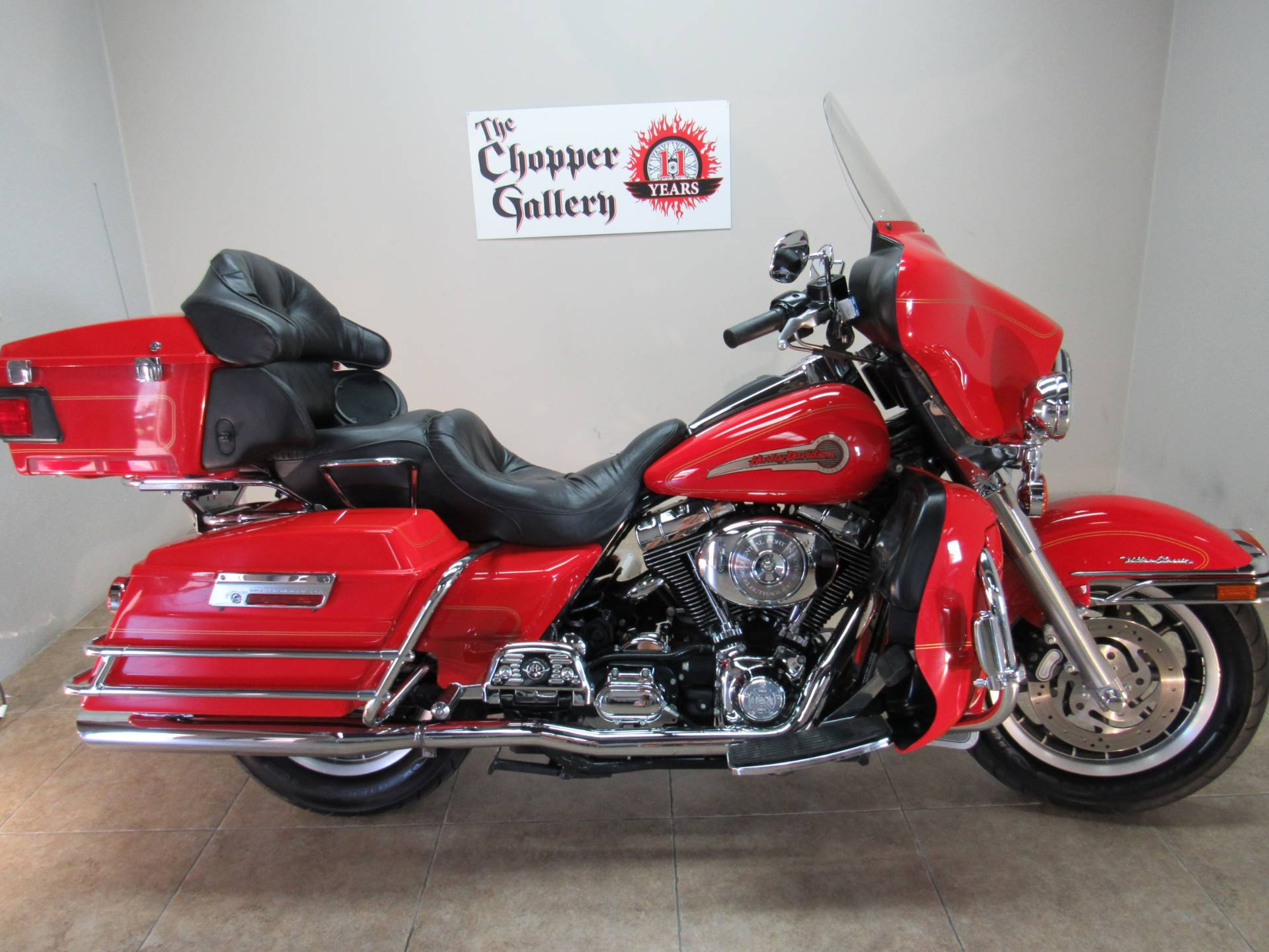 2003 Harley-Davidson Firefighter Special Edition in Temecula, California - Photo 1