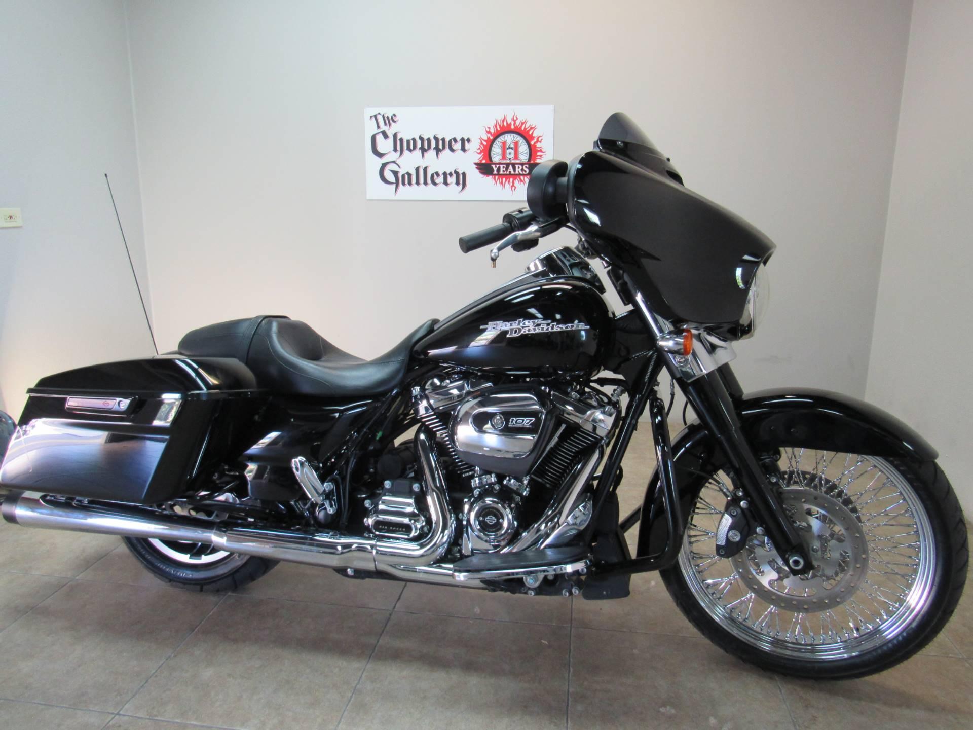 2017 Harley-Davidson Street Glide® in Temecula, California