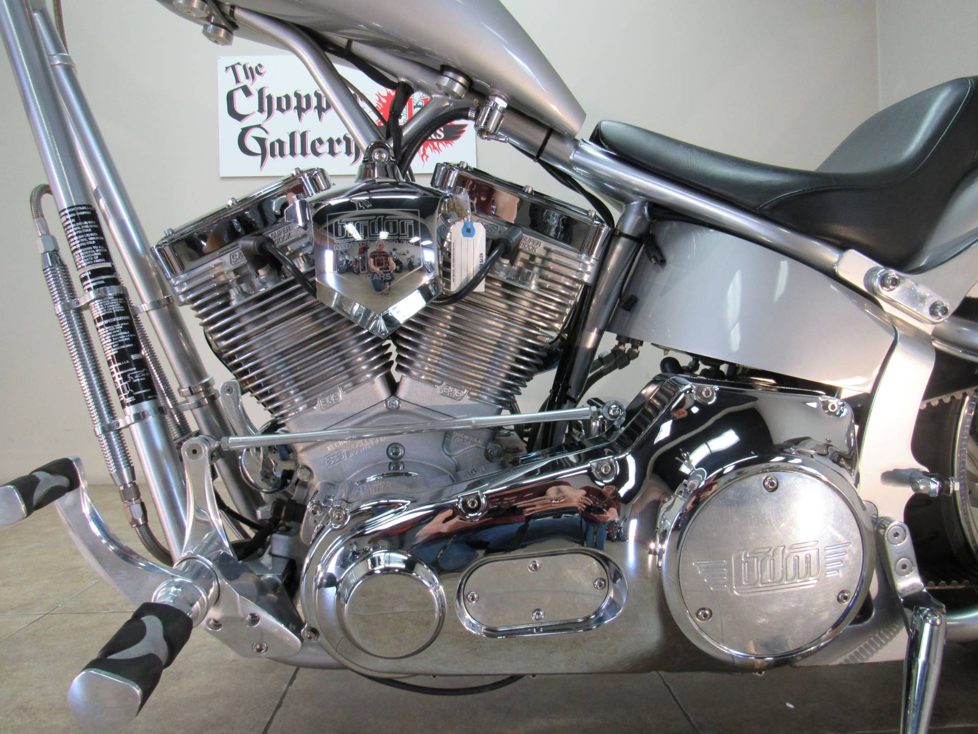 2004 Big Dog Motorcycles Chopper in Temecula, California - Photo 7