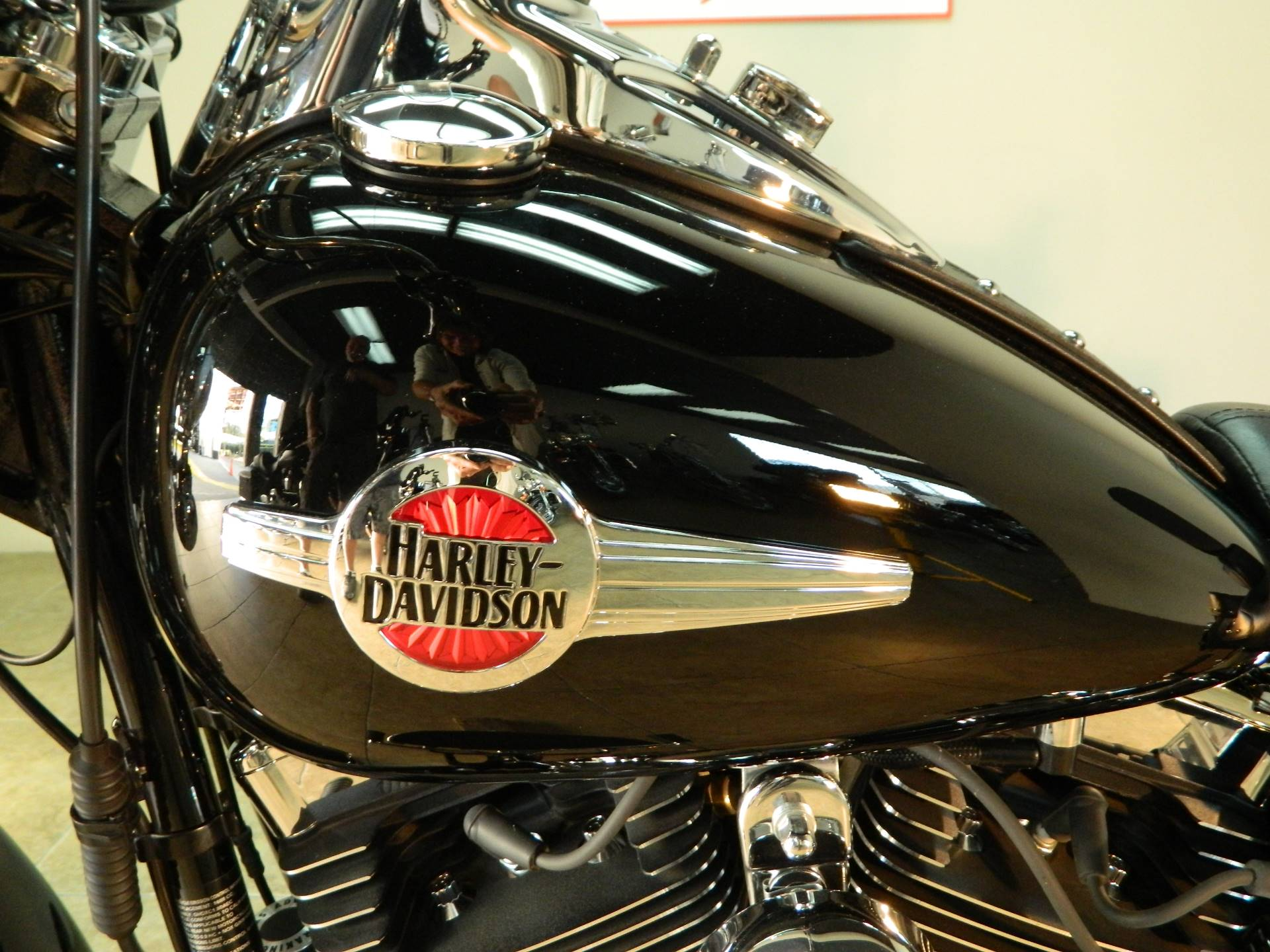 2016 Harley-Davidson Heritage Softail® Classic in Temecula, California