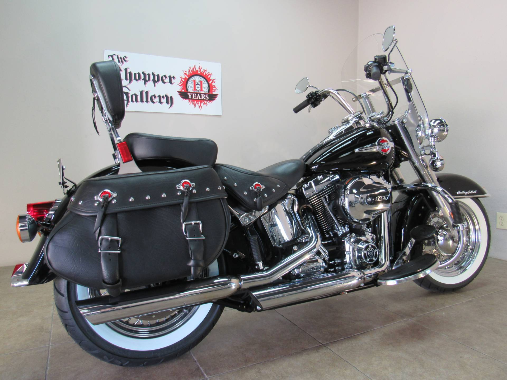 2016 Harley-Davidson Heritage Softail® Classic in Temecula, California - Photo 7
