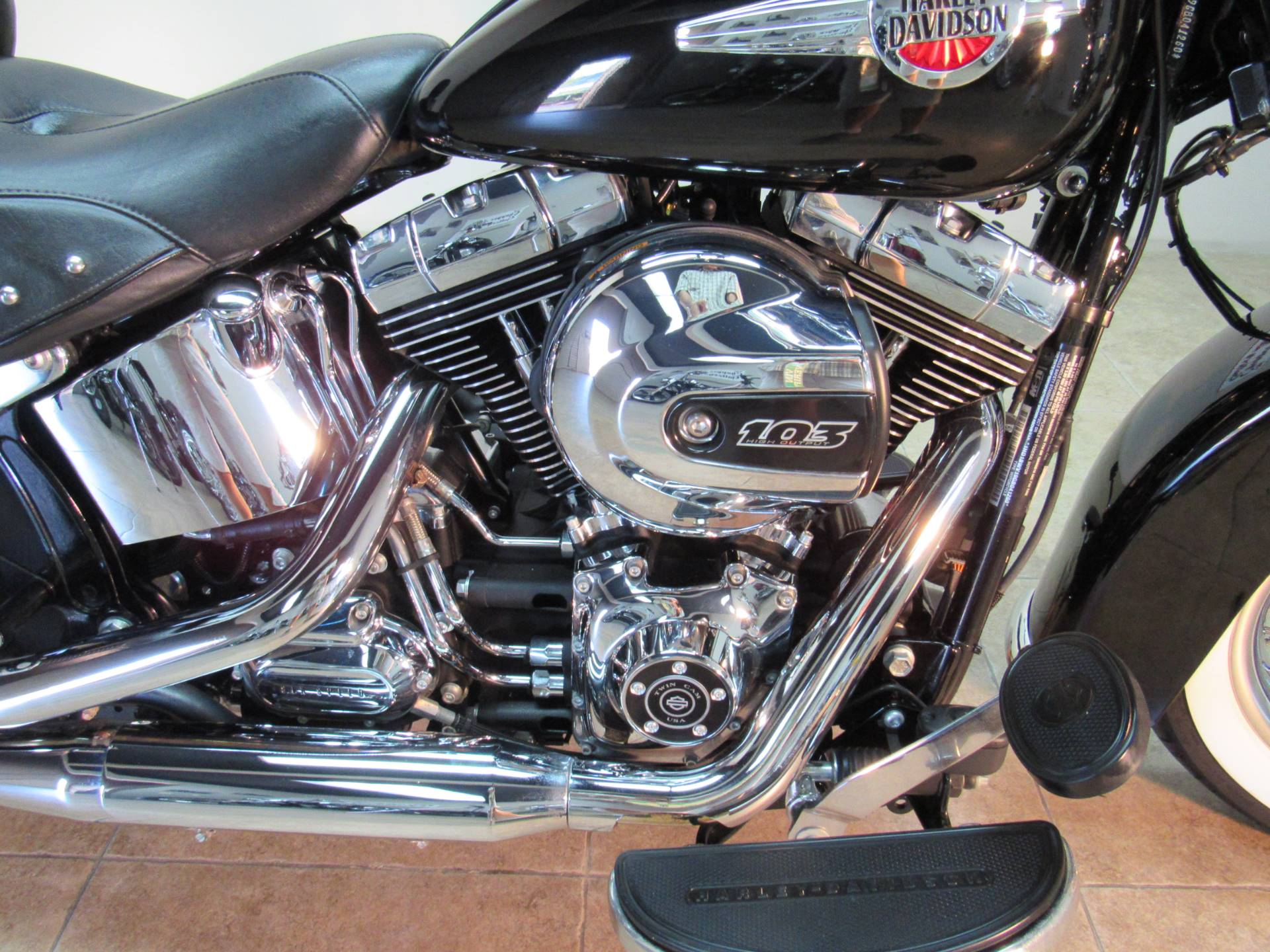 2016 Harley-Davidson Heritage Softail® Classic in Temecula, California - Photo 8