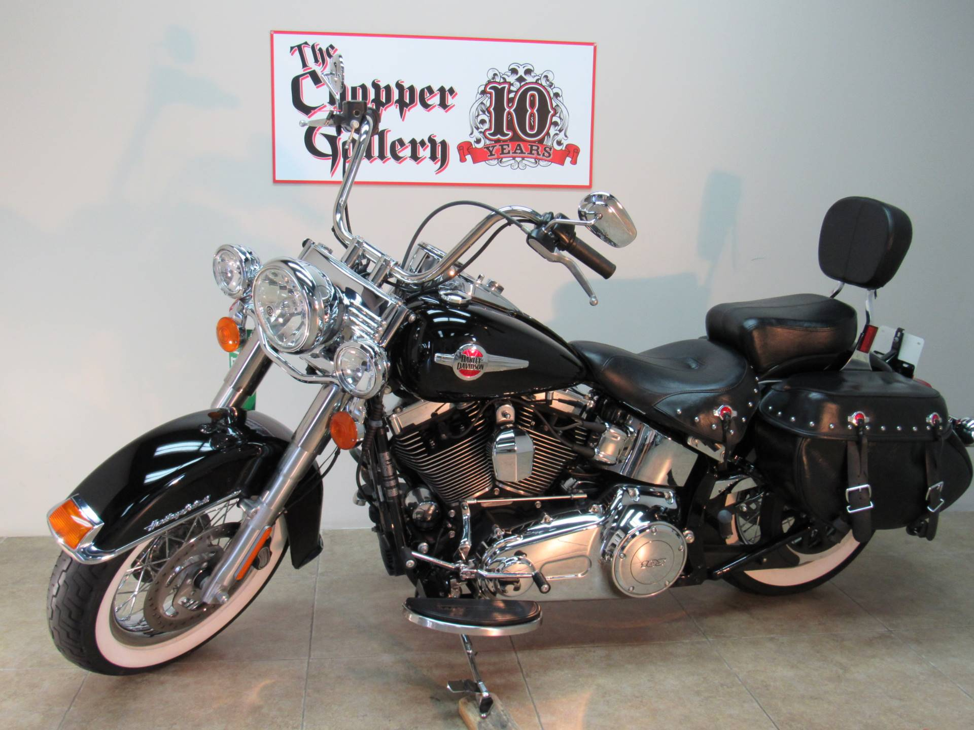 Used 2016 Harley-Davidson Heritage Softail® Classic Motorcycles in ...