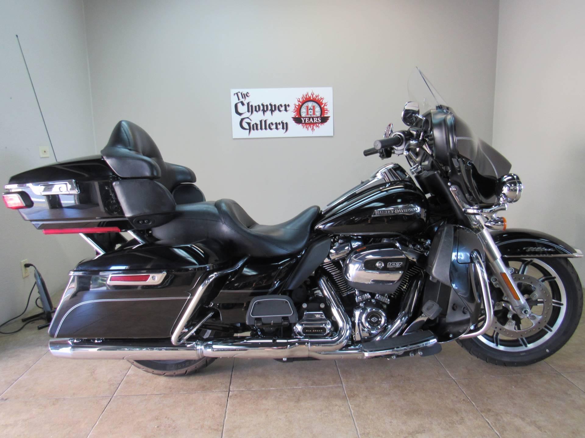 2017 Harley-Davidson Electra Glide® Ultra Classic® in Temecula, California