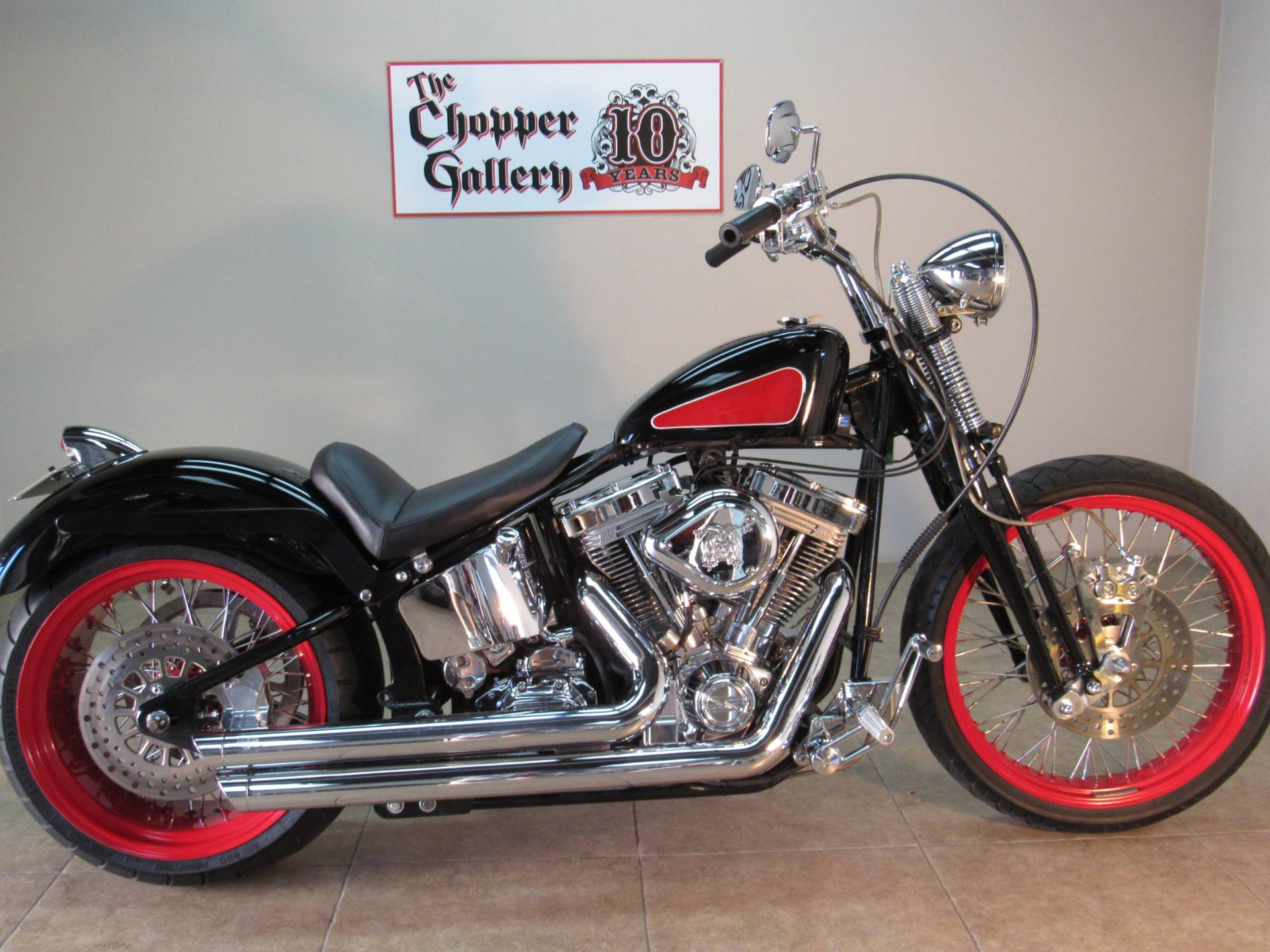 2005 Custom Custom  Springer Bobber 113 SS in Temecula, California - Photo 13