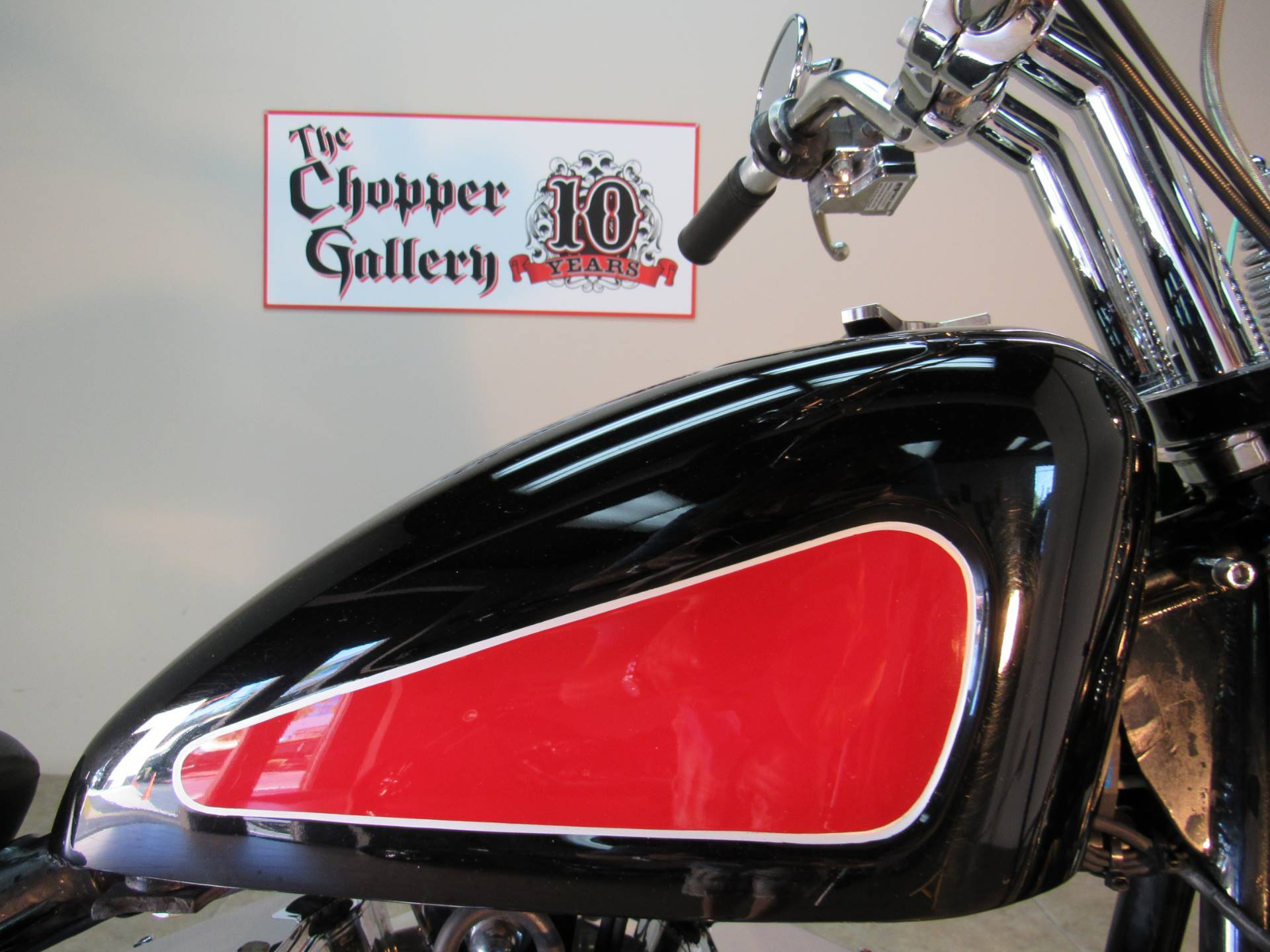 2005 Custom Custom  Springer Bobber 113 SS in Temecula, California - Photo 8