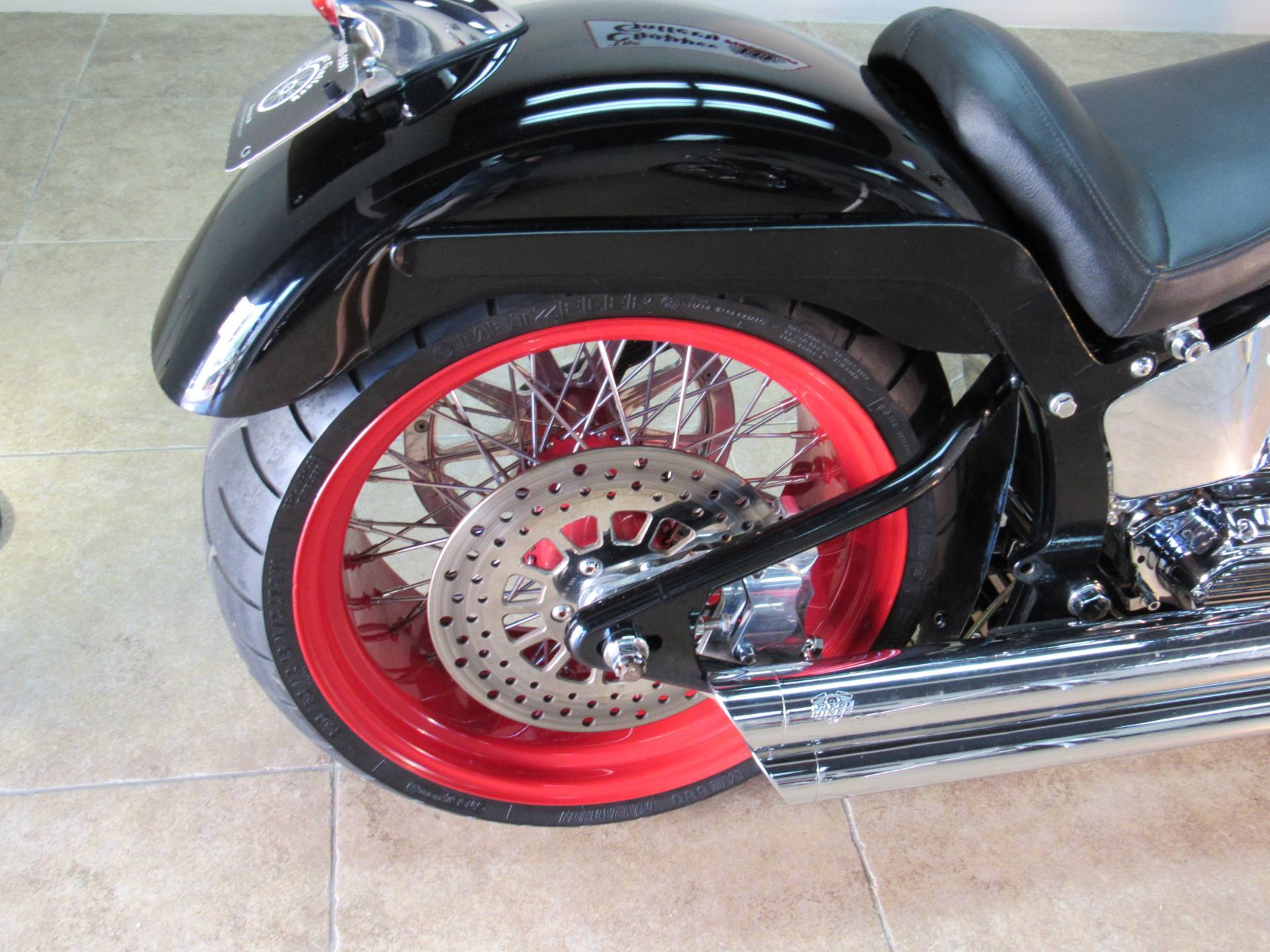 2005 Custom Custom  Springer Bobber 113 SS in Temecula, California - Photo 17