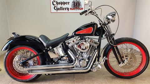 2005 Custom Custom  Springer Bobber 113 SS in Temecula, California - Photo 22