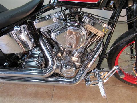 2005 Custom Custom  Springer Bobber 113 SS in Temecula, California - Photo 21