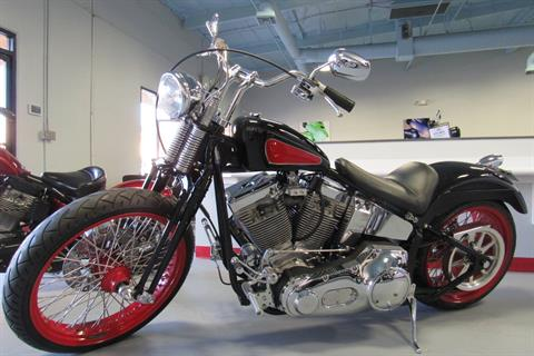 2005 Custom Custom  Springer Bobber 113 SS in Temecula, California - Photo 2