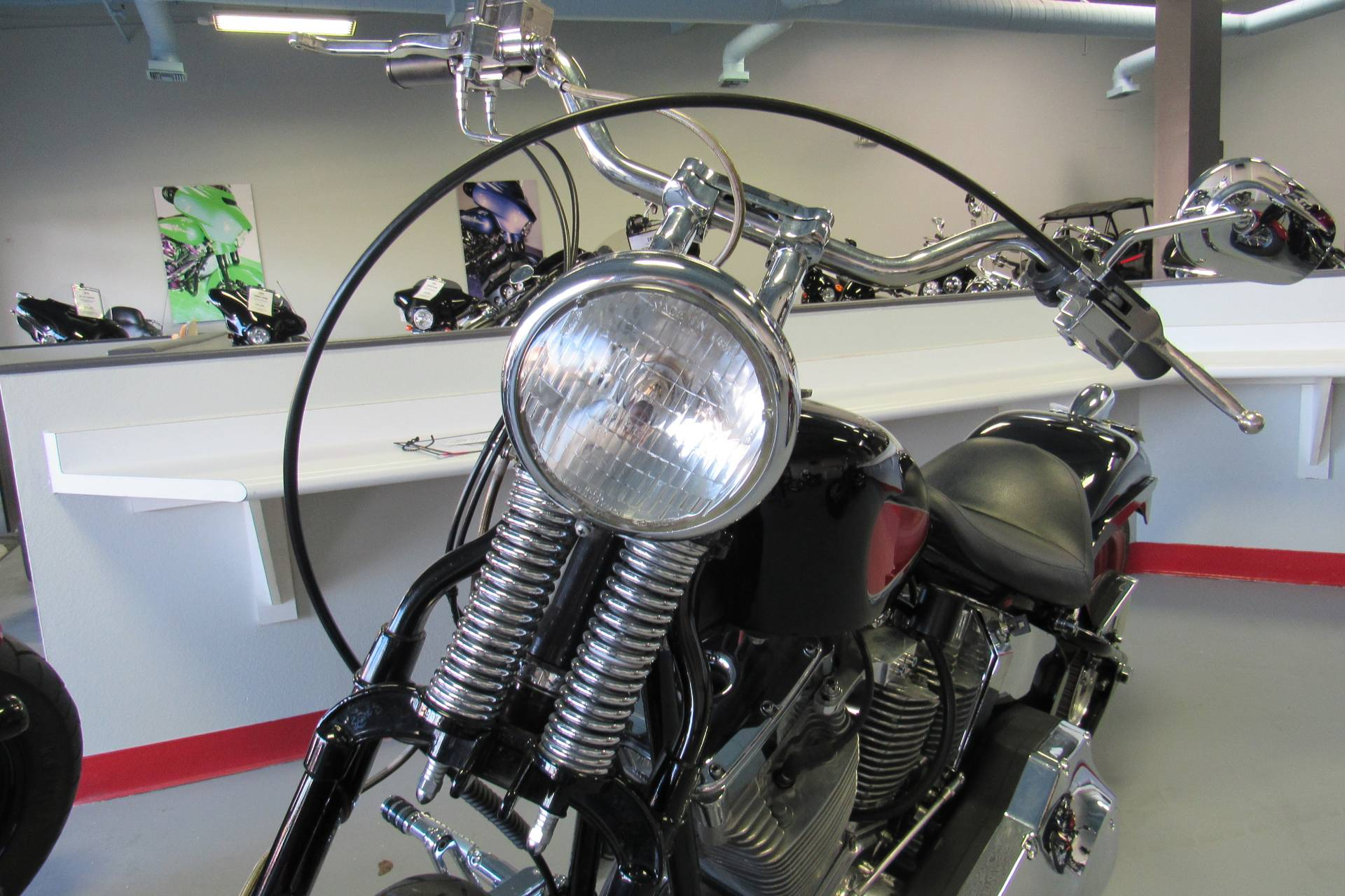 2005 Custom Custom  Springer Bobber 113 SS in Temecula, California - Photo 7