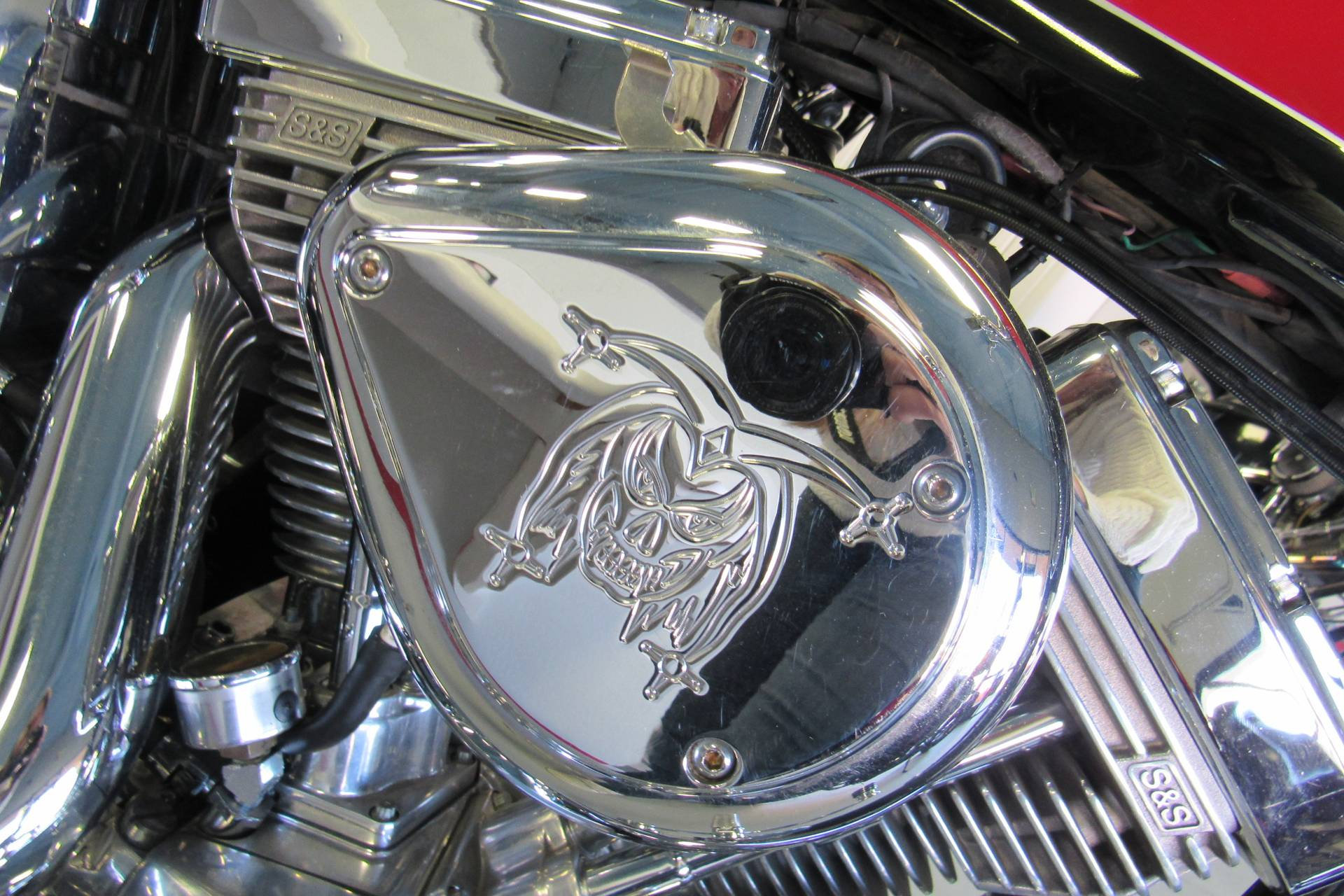 2005 Custom Custom  Springer Bobber 113 SS in Temecula, California - Photo 6