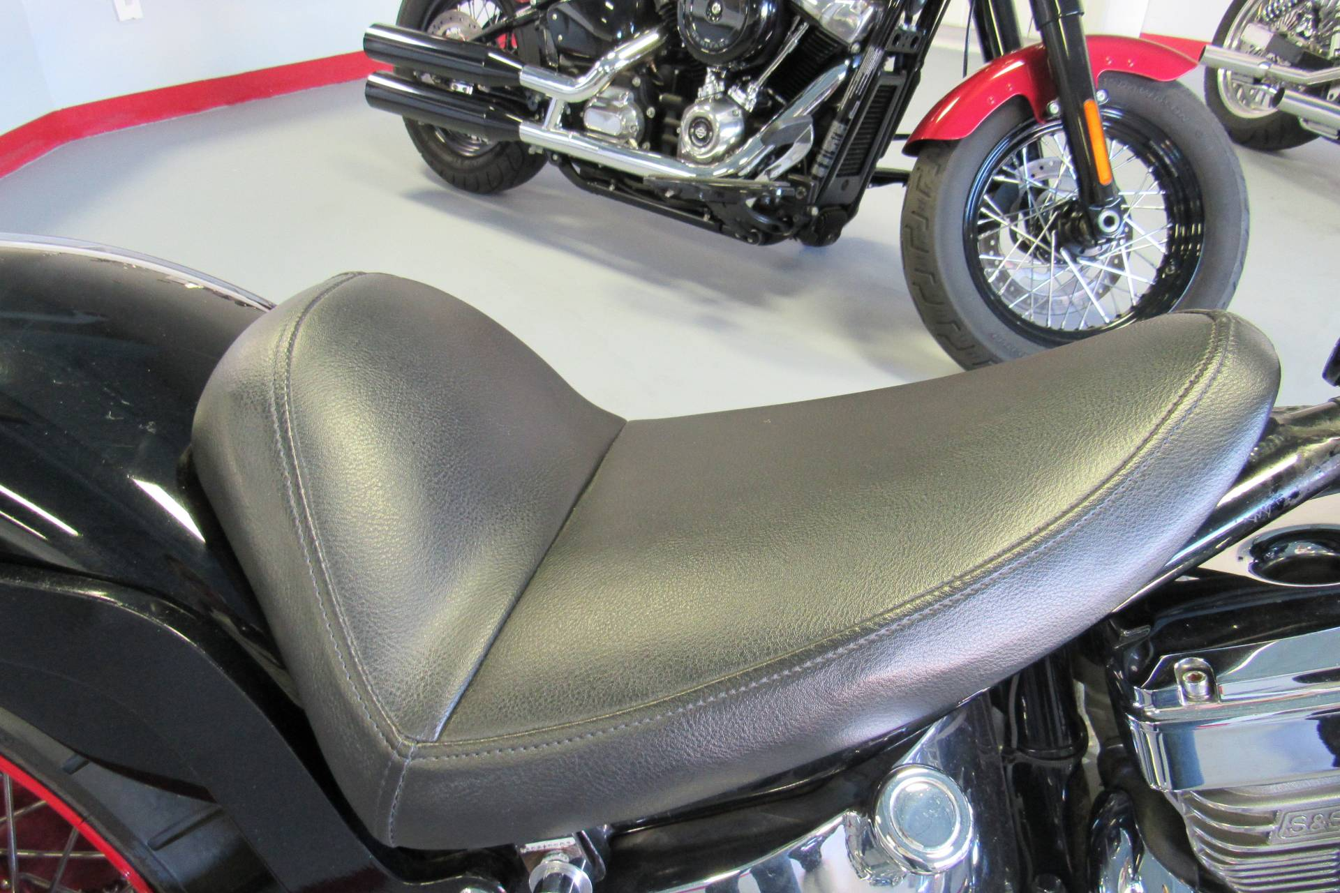 2005 Custom Custom  Springer Bobber 113 SS in Temecula, California - Photo 10