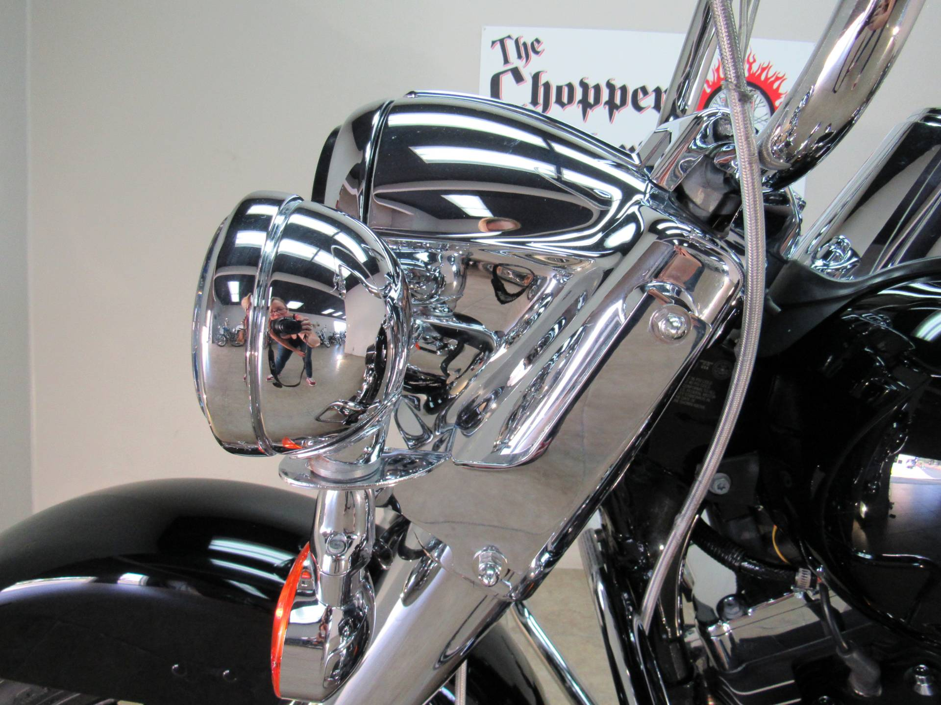 2007 Harley-Davidson FLHRC Road King® Classic in Temecula, California - Photo 12