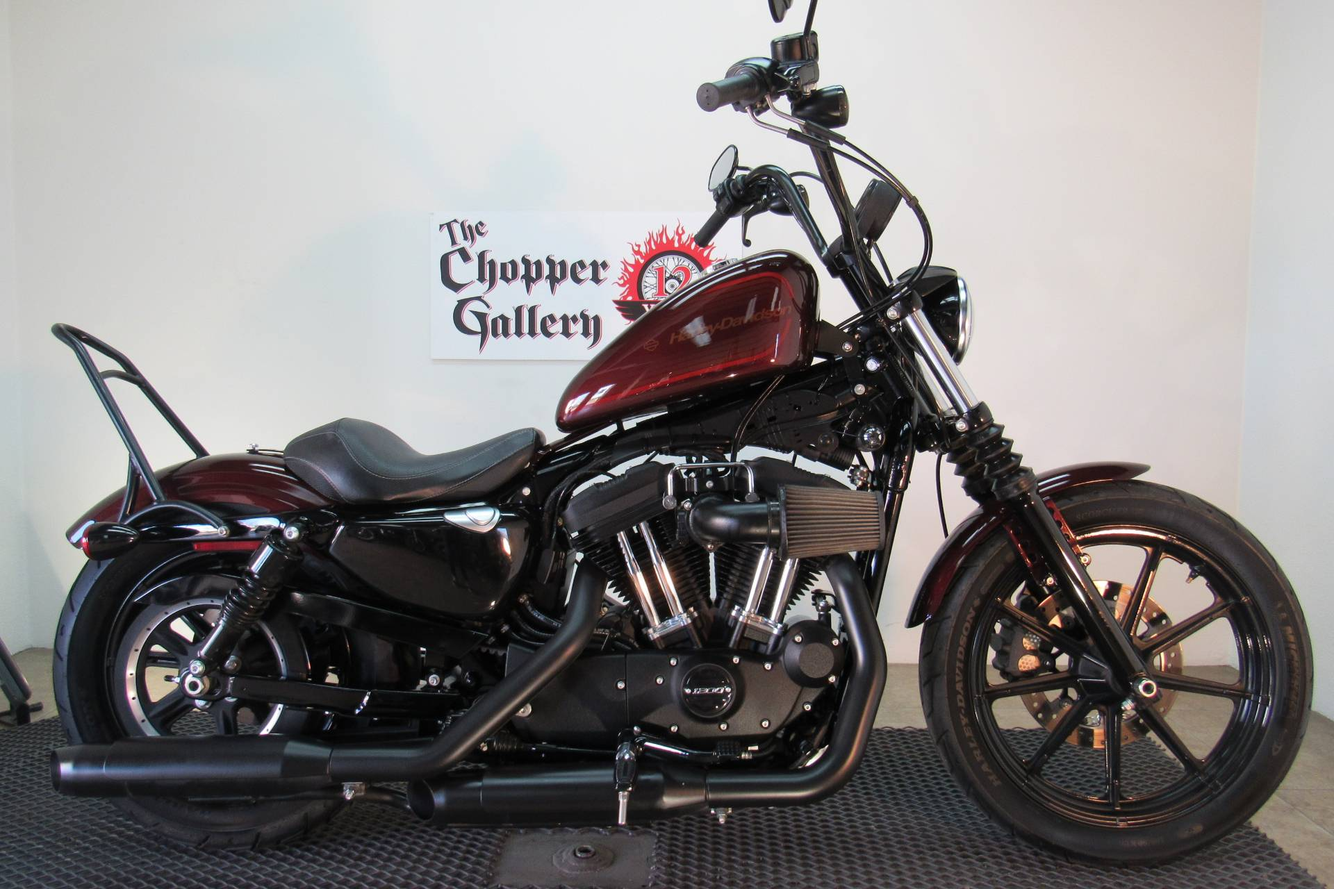 2019 Harley-Davidson Iron 1200™ in Temecula, California - Photo 1