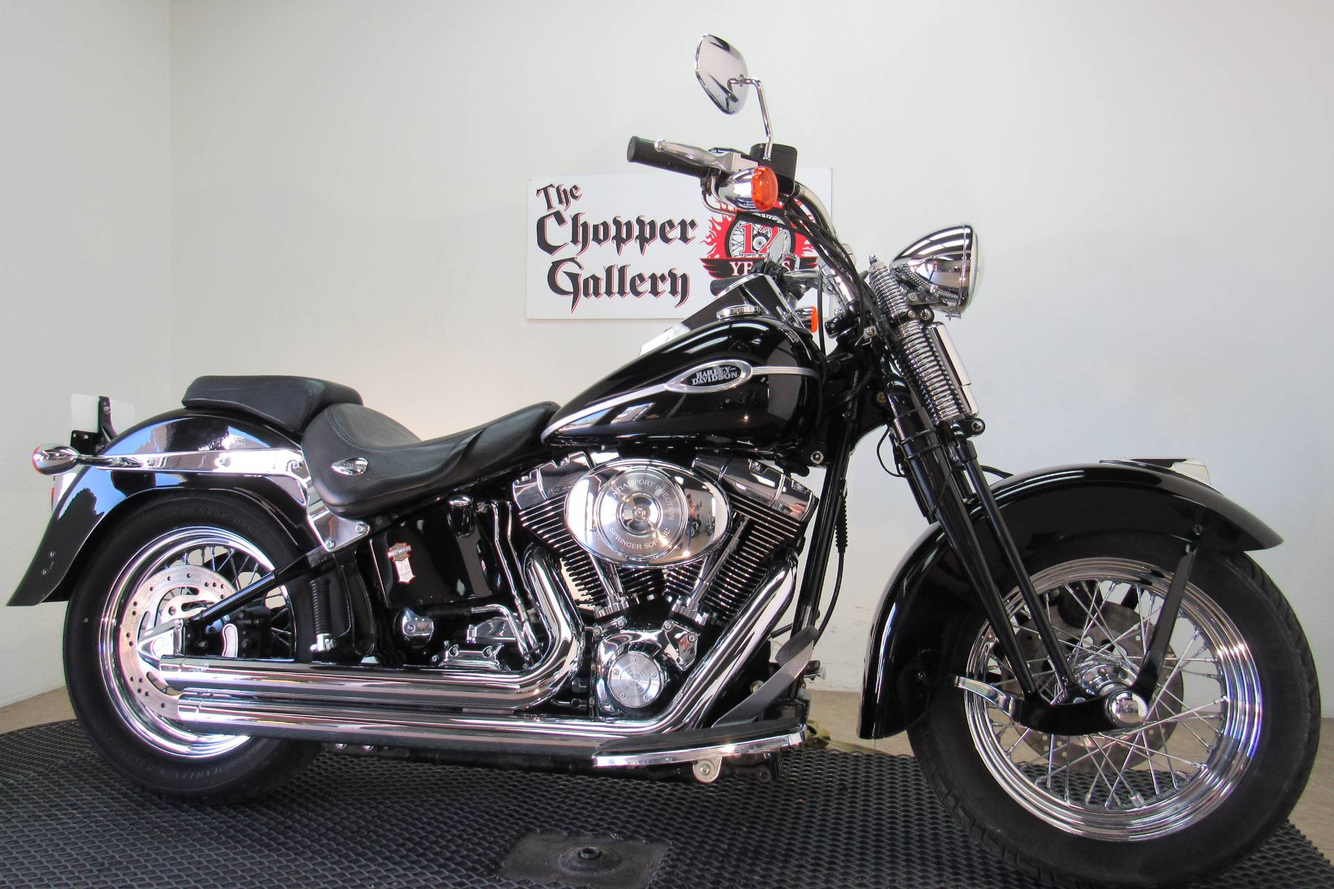 2006 Harley-Davidson Softail® Springer® Classic in Temecula, California - Photo 3