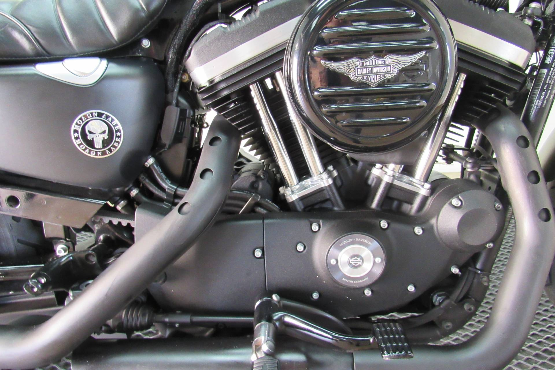 2018 Harley-Davidson Iron 883™ in Temecula, California - Photo 11