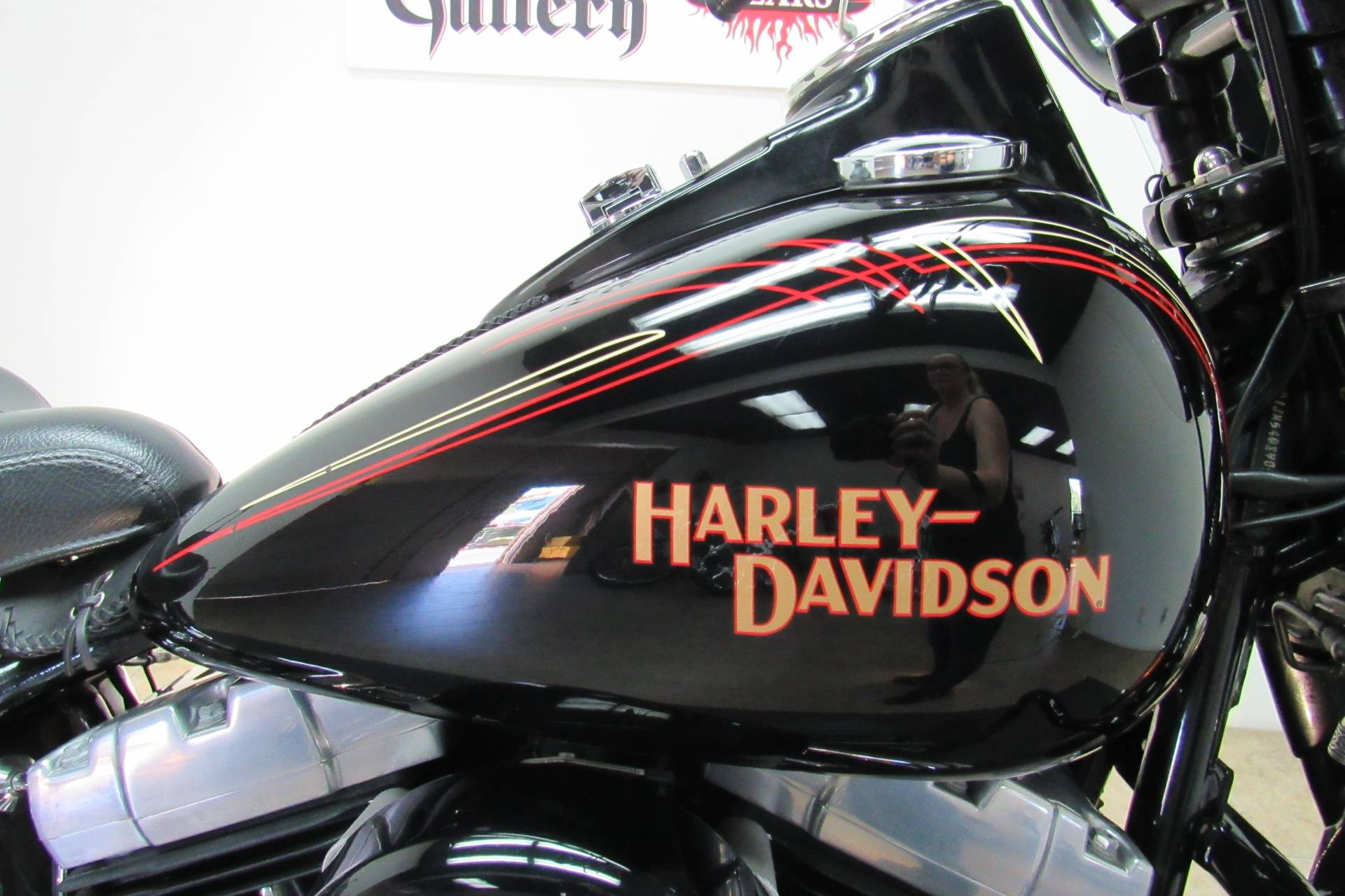 2008 Harley-Davidson Softail® Cross Bones™ in Temecula, California - Photo 11