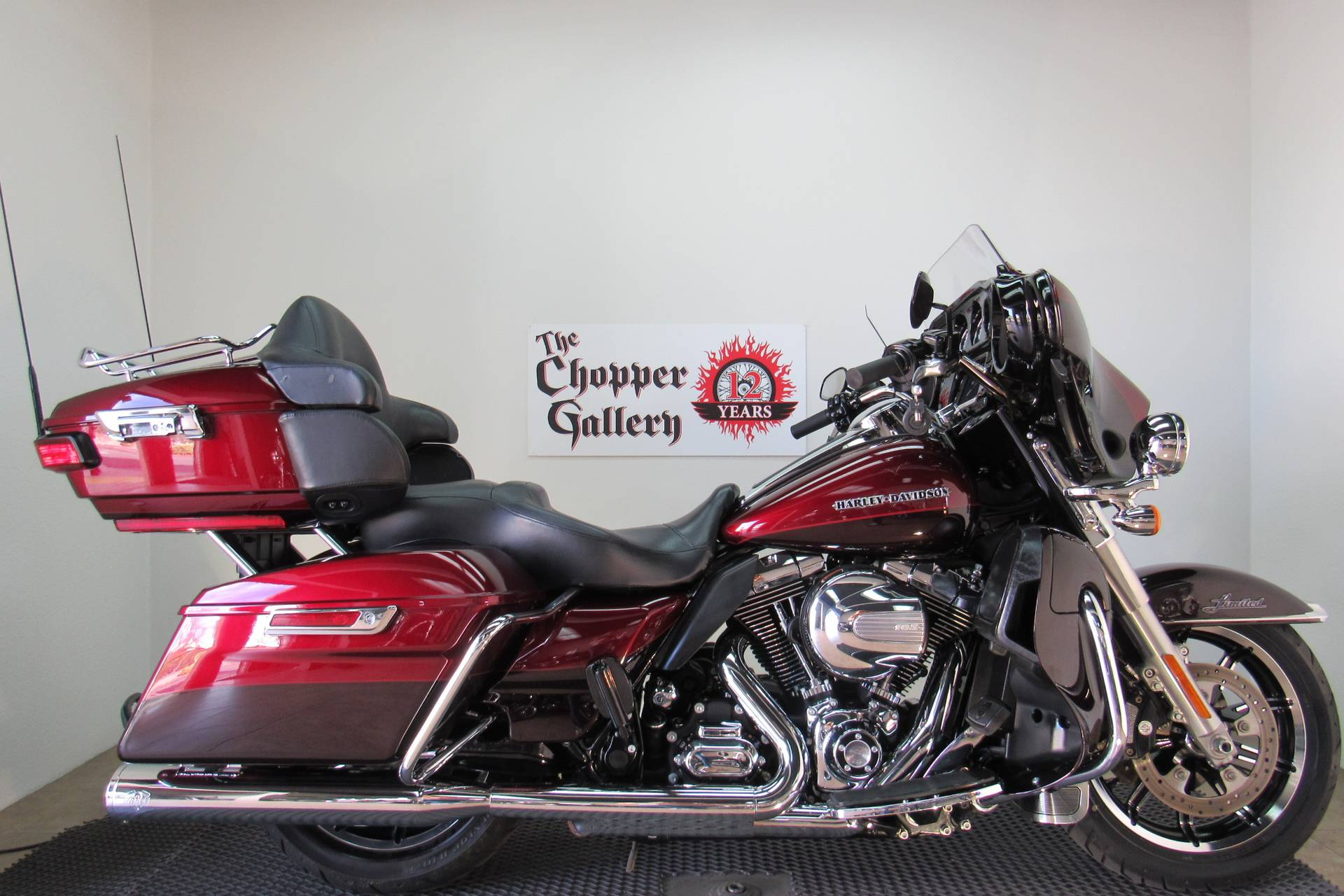 2015 Harley-Davidson Ultra Limited Low in Temecula, California - Photo 1