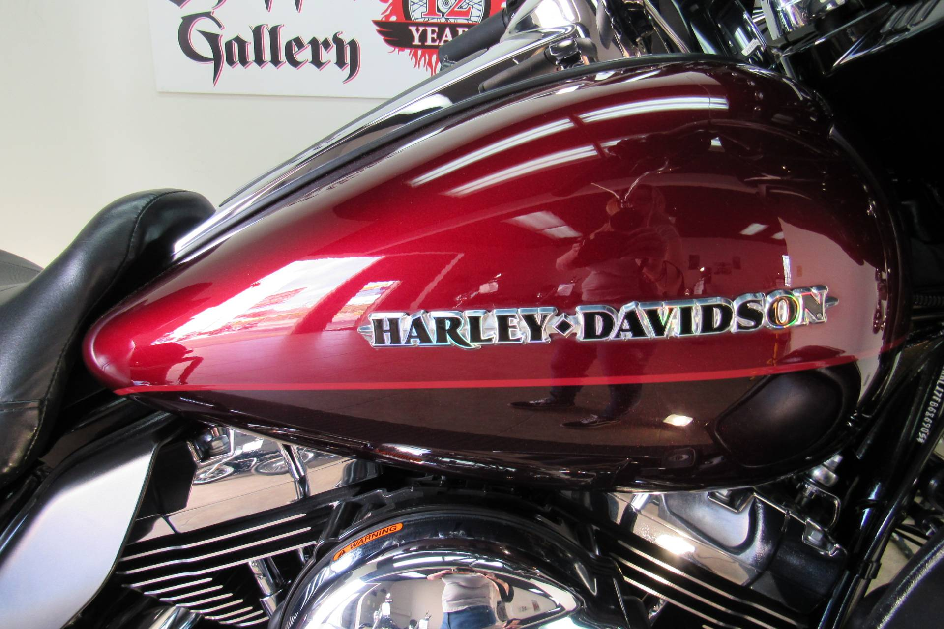 2015 Harley-Davidson Ultra Limited Low in Temecula, California - Photo 14