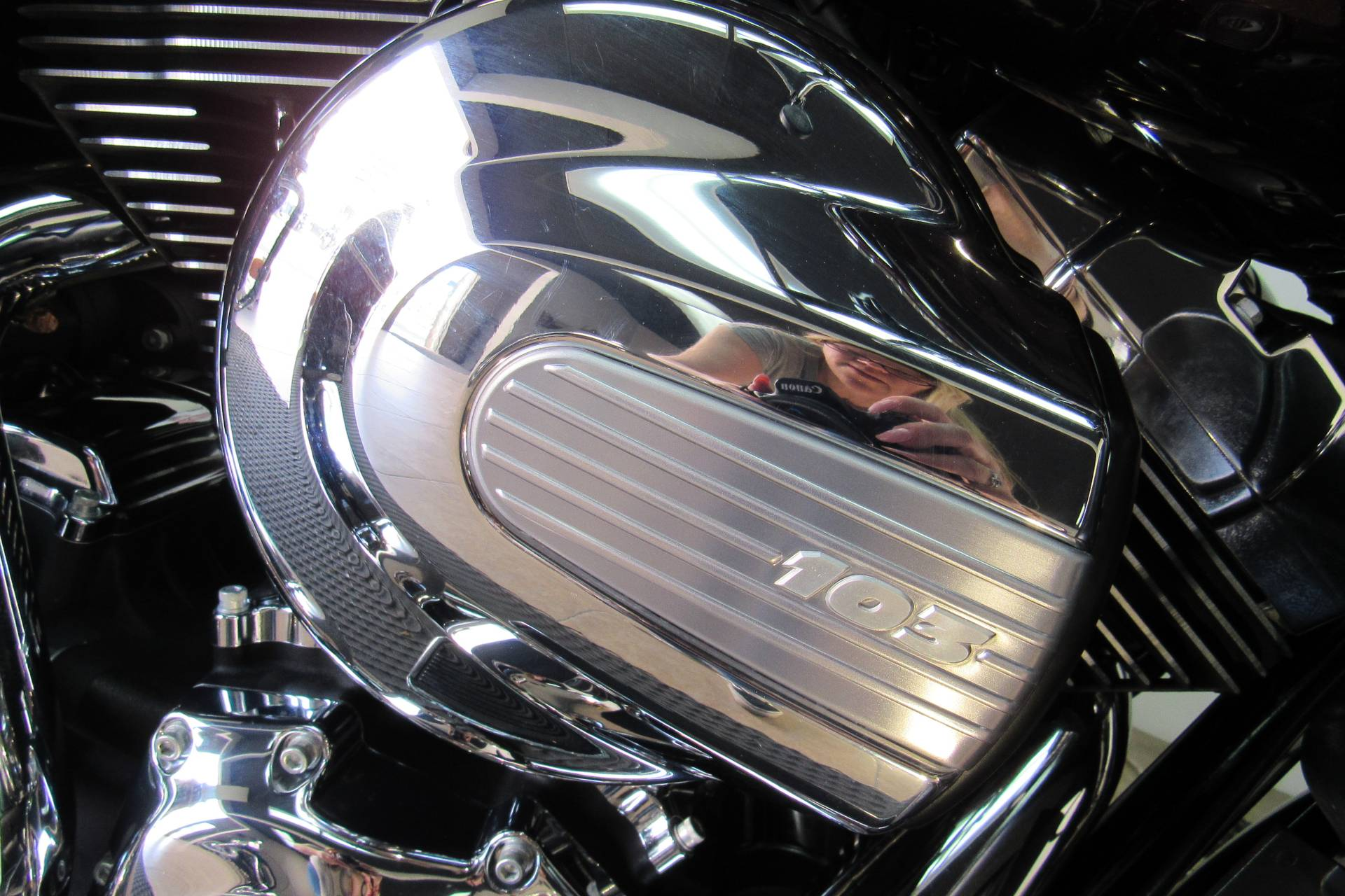 2015 Harley-Davidson Ultra Limited Low in Temecula, California - Photo 6