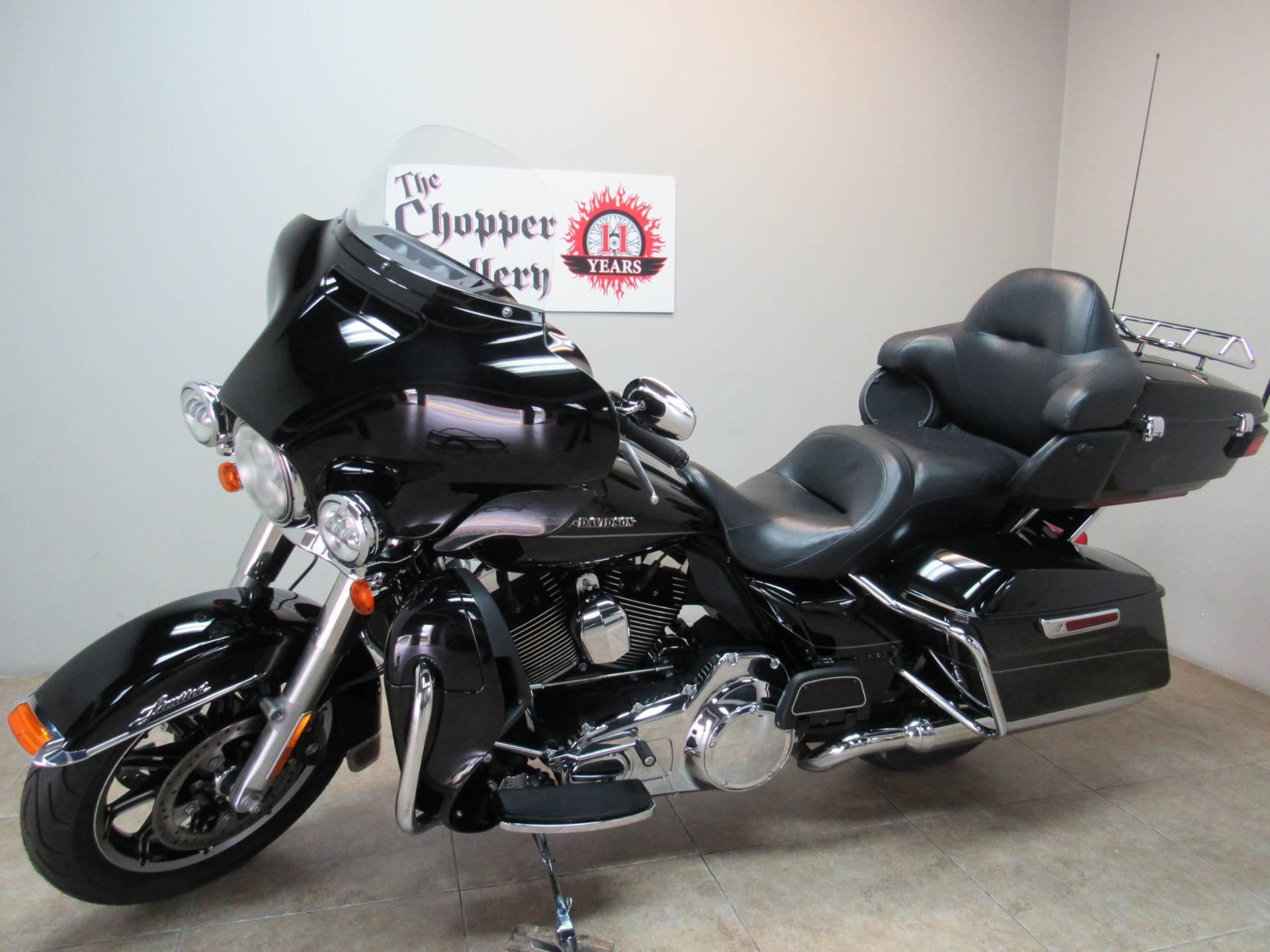 2016 Harley Davidson Ultra Limited In Temecula California