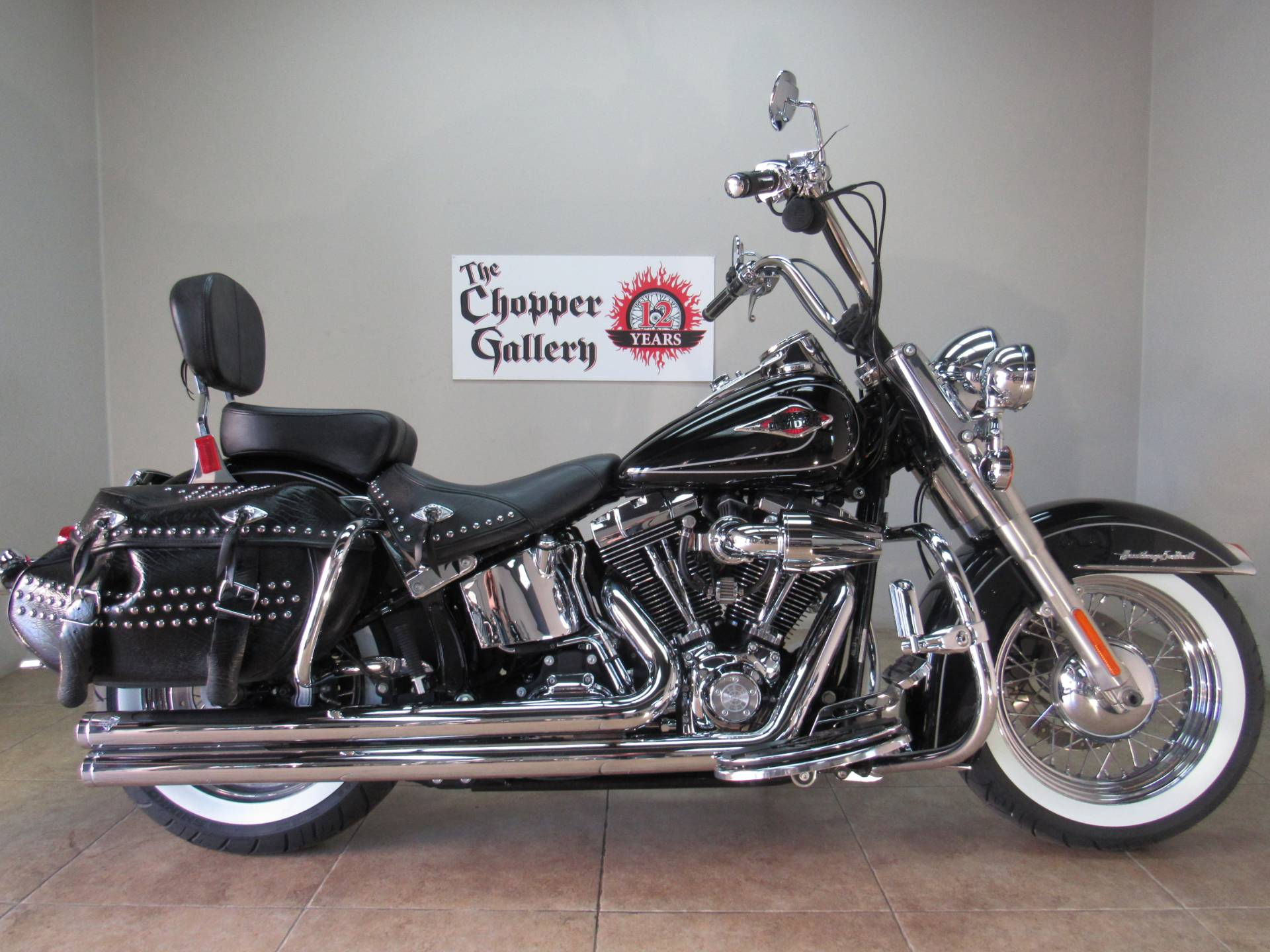 2010 Harley-Davidson Heritage Softail® Classic in Temecula, California - Photo 1
