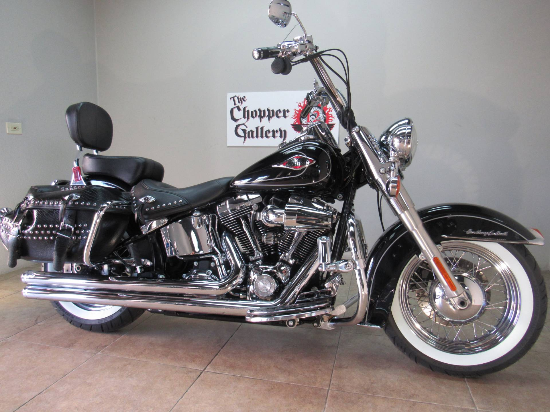 2010 Harley-Davidson Heritage Softail® Classic in Temecula, California - Photo 8