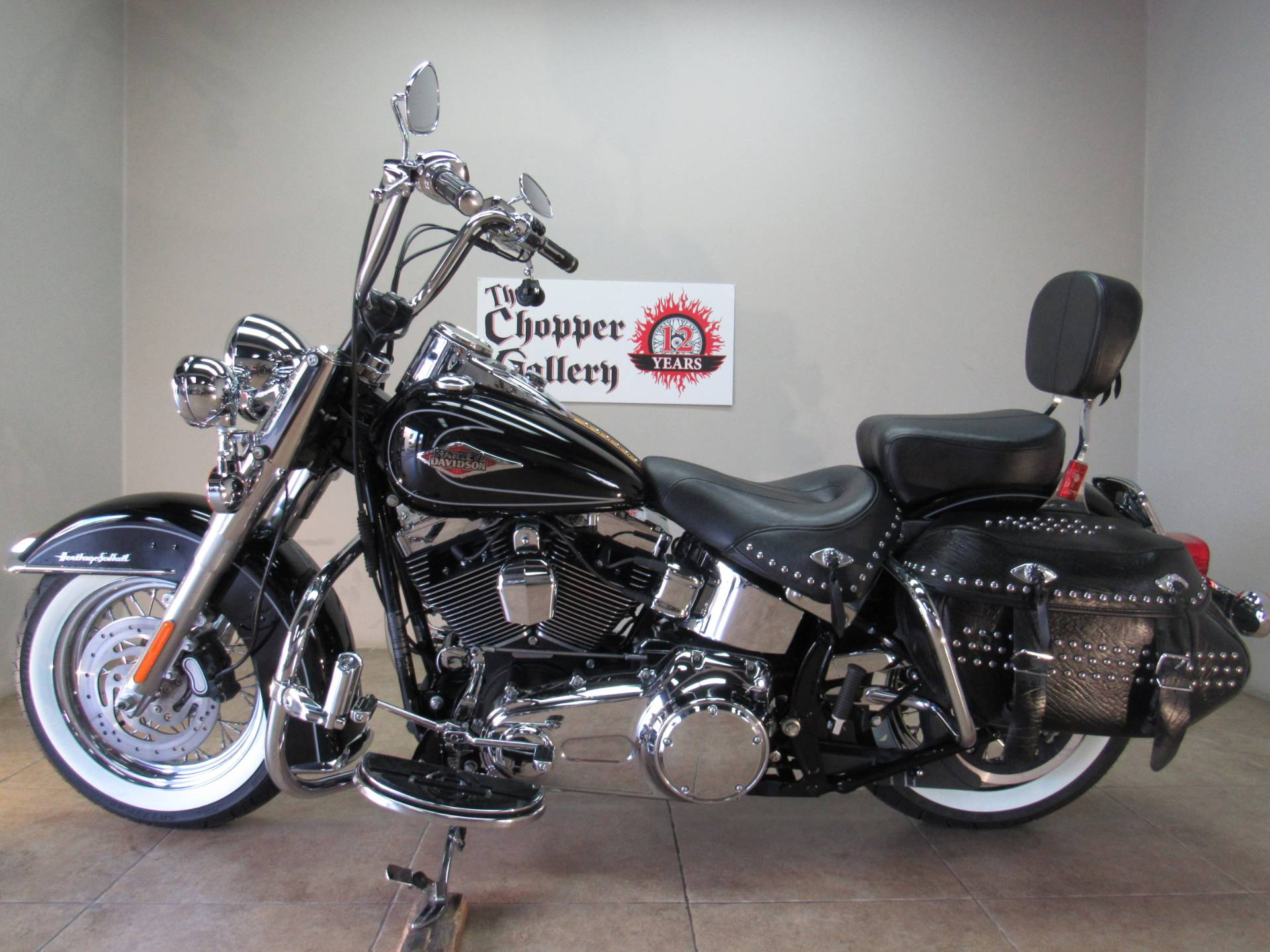 2010 Harley-Davidson Heritage Softail® Classic in Temecula, California - Photo 2