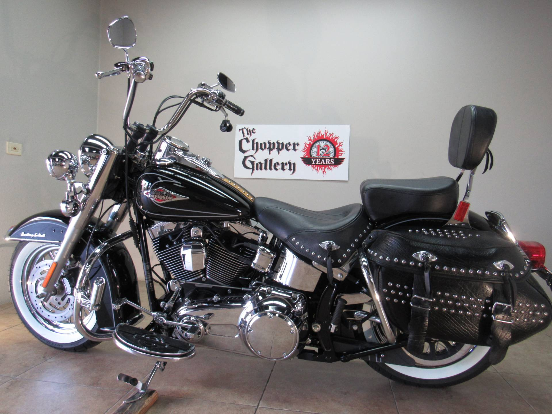 2010 Harley-Davidson Heritage Softail® Classic in Temecula, California - Photo 22