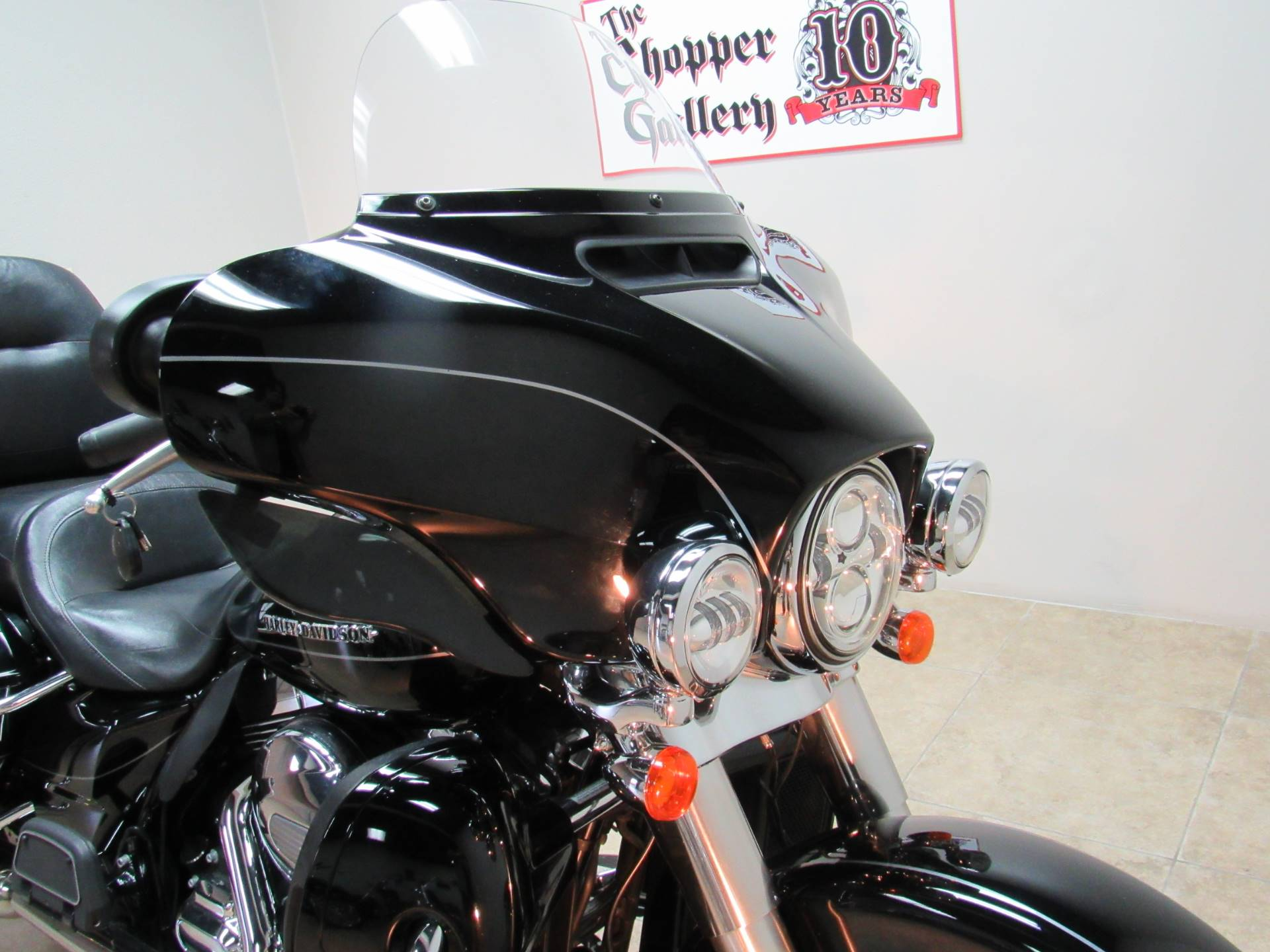 2015 Harley-Davidson Ultra Limited in Temecula, California - Photo 20