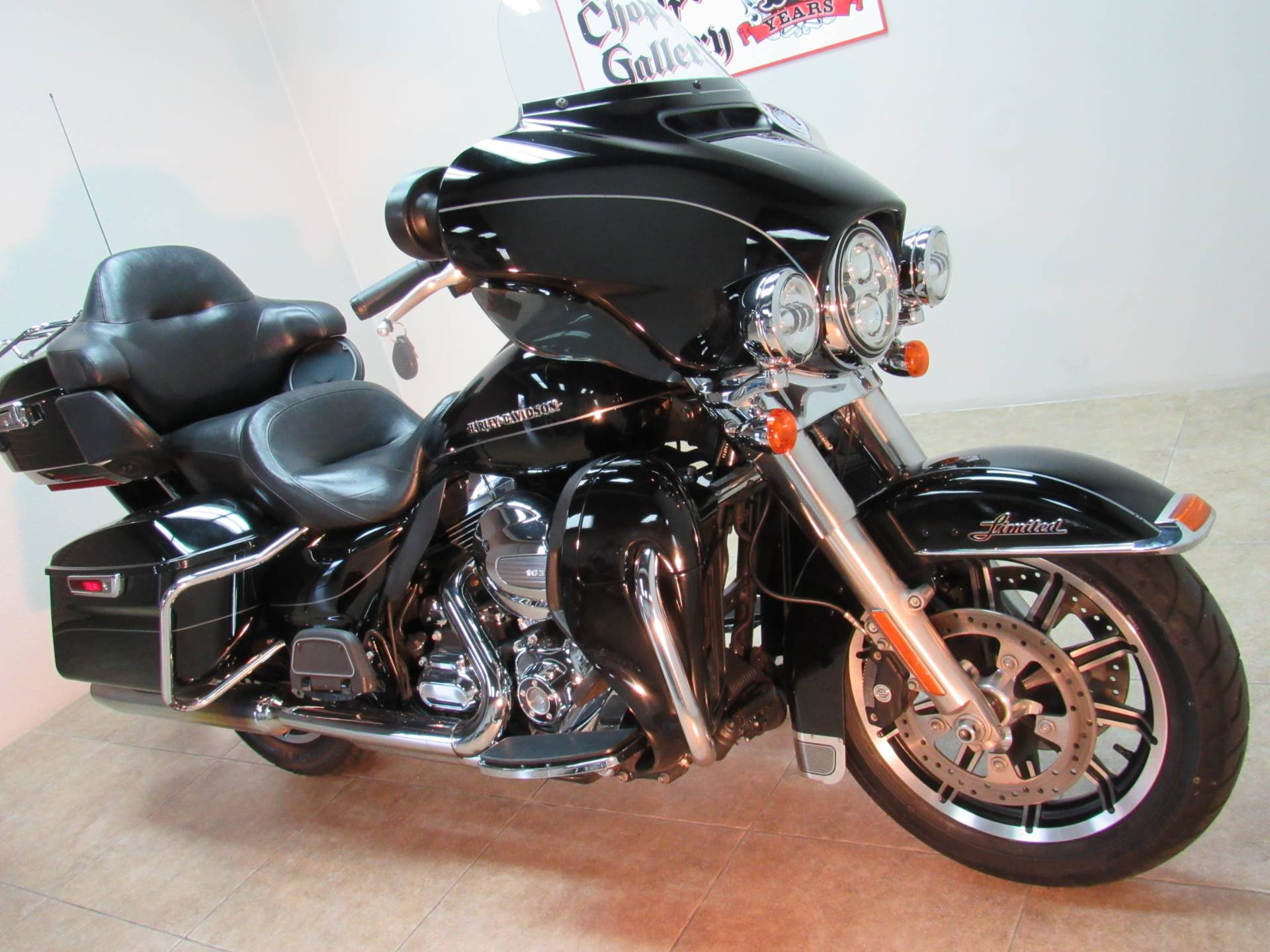 2015 Harley-Davidson Ultra Limited in Temecula, California - Photo 21
