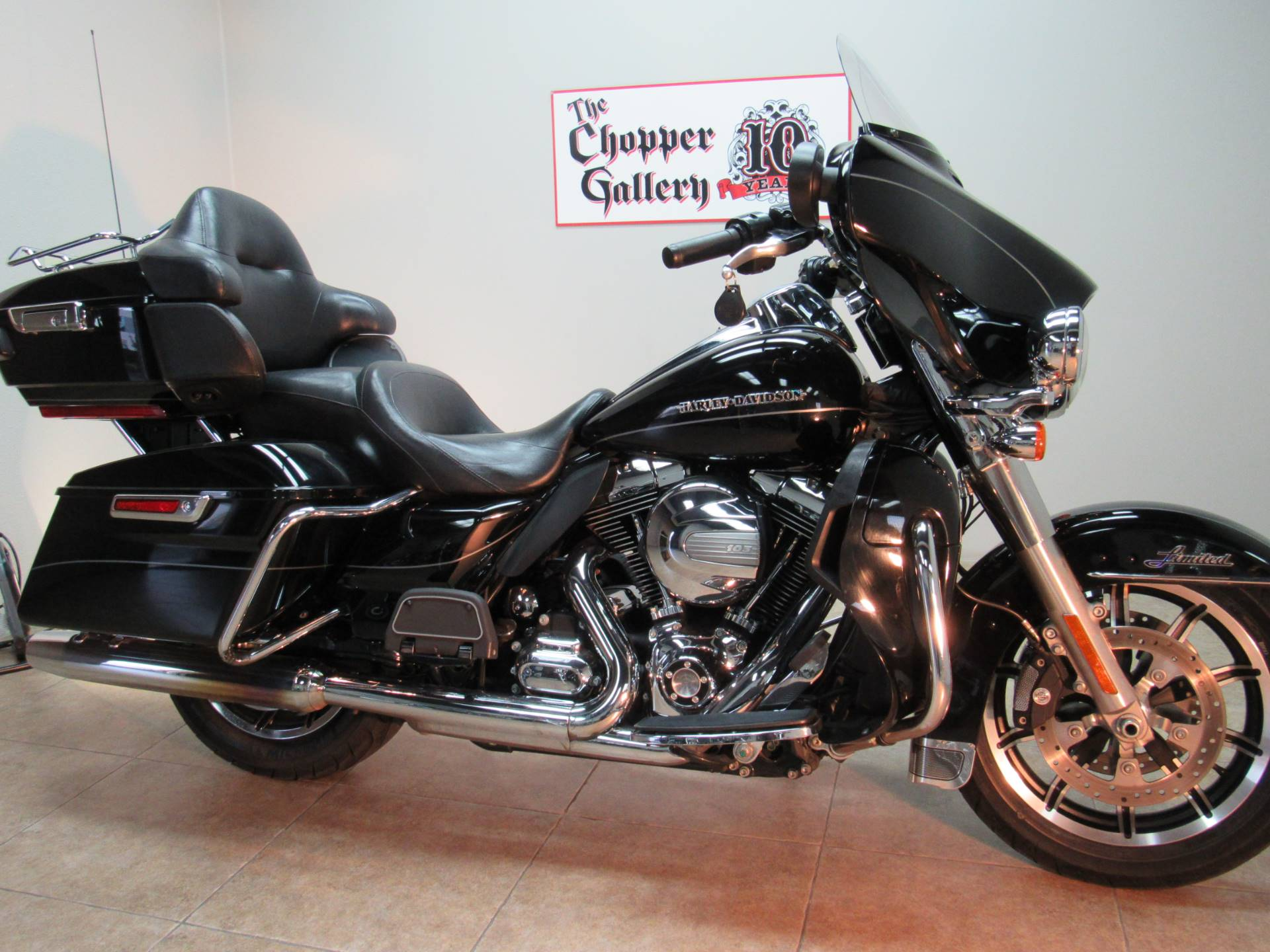 2015 Harley-Davidson Ultra Limited in Temecula, California - Photo 31