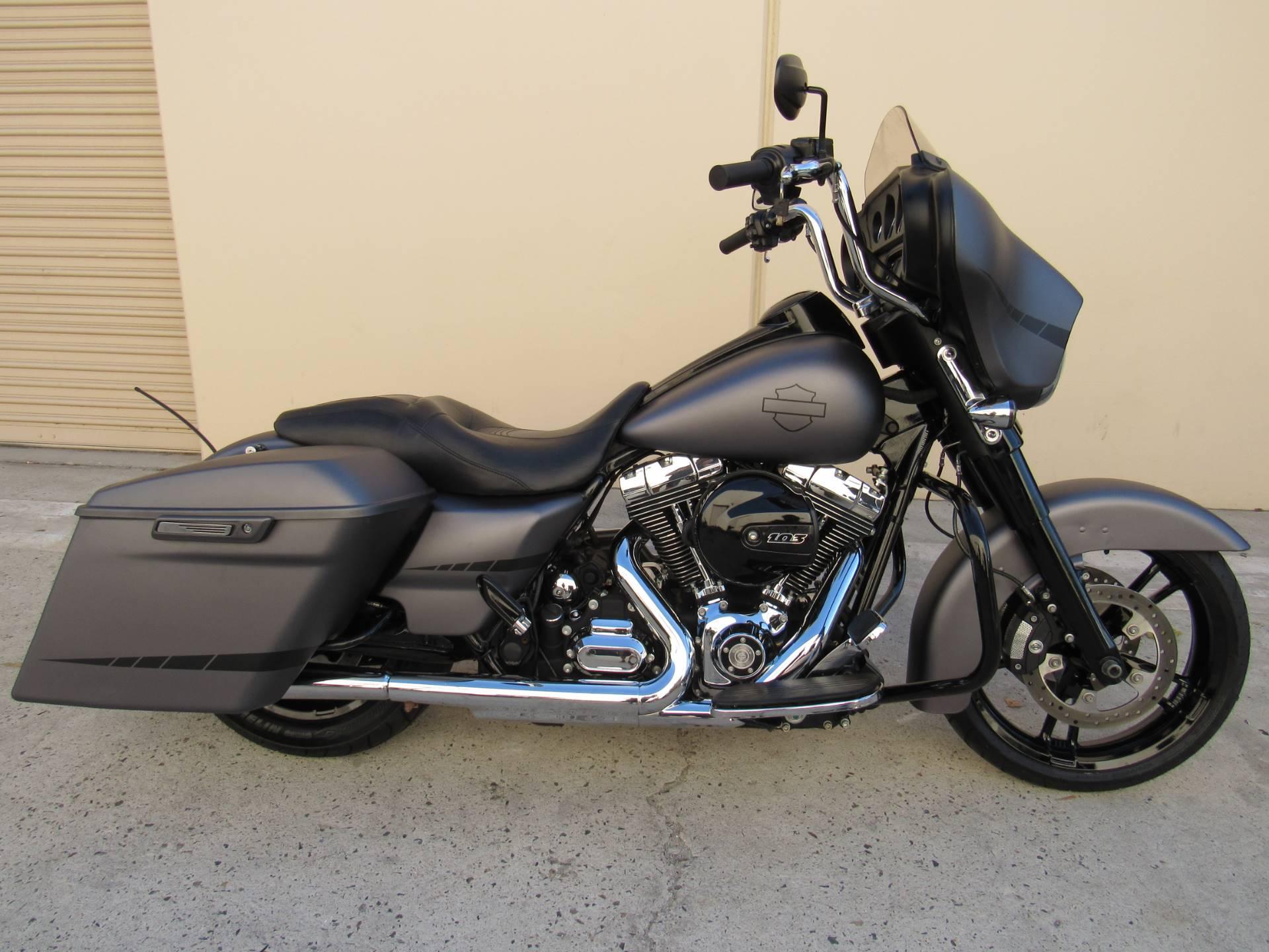 Used 2015 Harley Davidson Street Glide Motorcycles In Temecula Ca