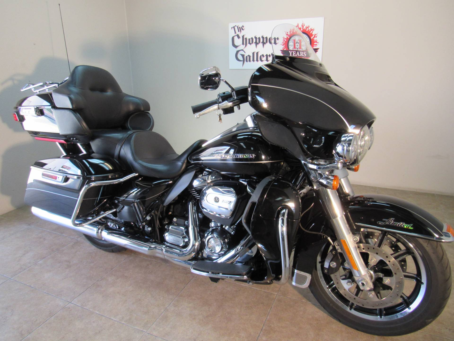 2017 Harley Davidson Ultra Limited Low In Temecula California Photo 1