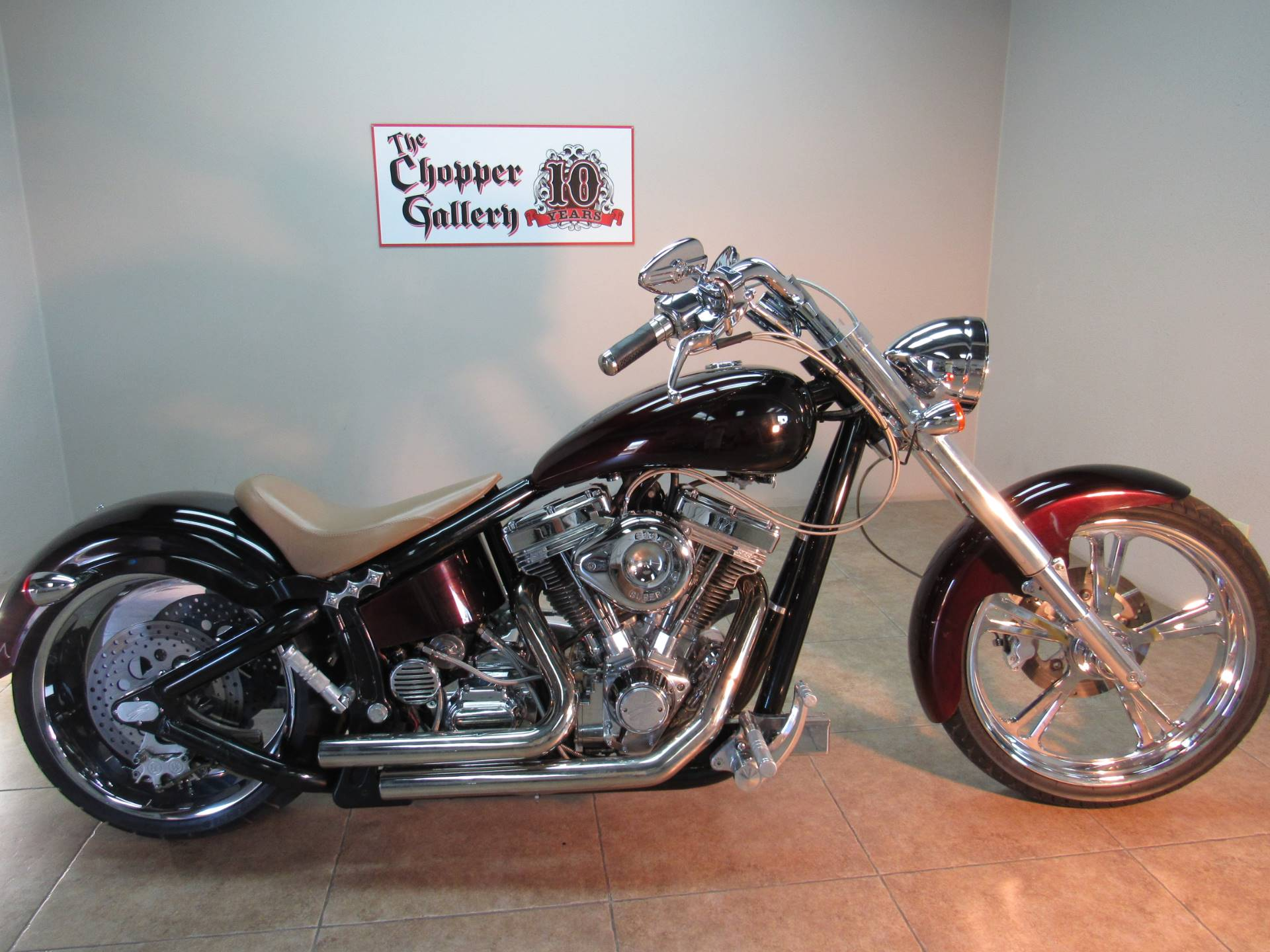 2004 Swift PUNISHER PRO-STREET SOFTAIL in Temecula, California