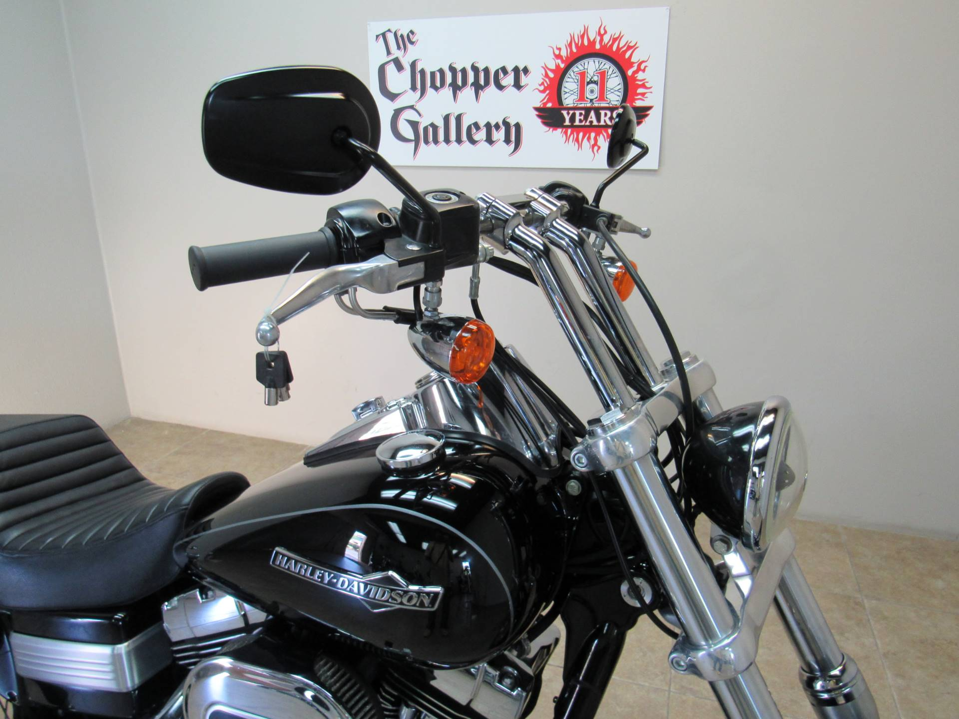 2012 Harley-Davidson Dyna® Super Glide® Custom in Temecula, California - Photo 10