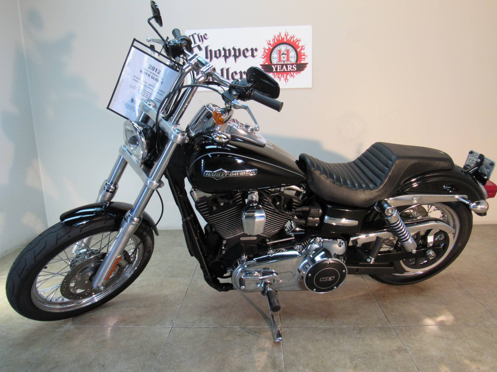2012 Harley-Davidson Dyna® Super Glide® Custom in Temecula, California - Photo 22