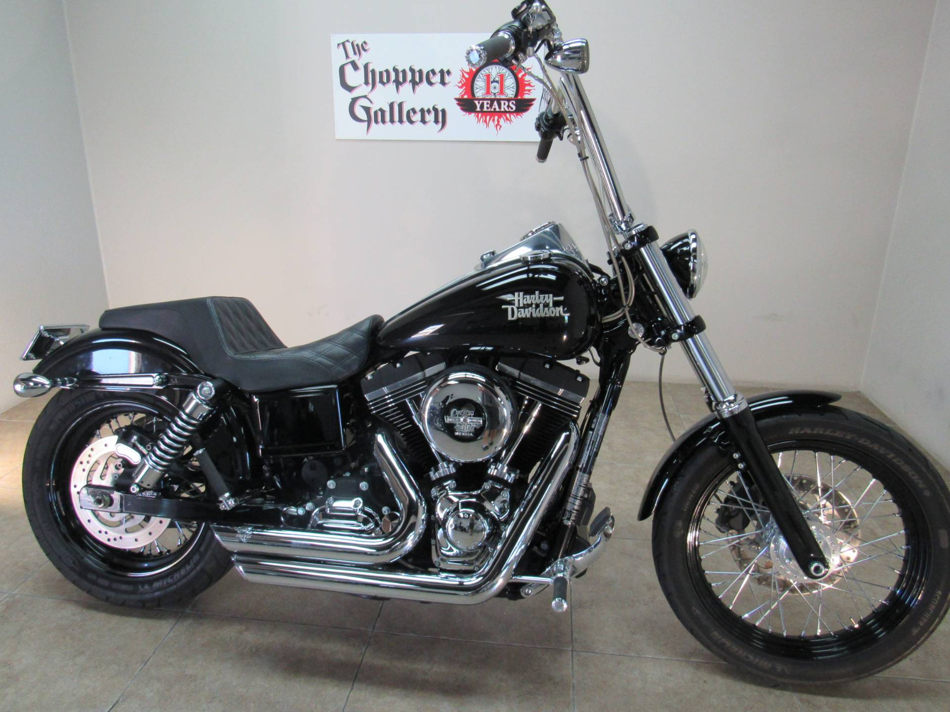 2015 Harley-Davidson Street Bob® in Temecula, California - Photo 1