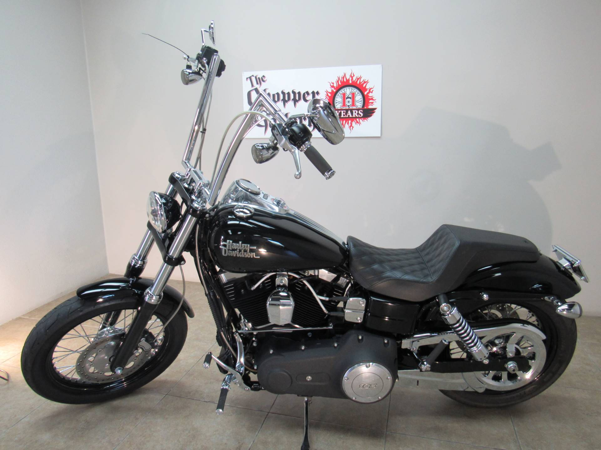 2015 Harley-Davidson Street Bob® in Temecula, California - Photo 2