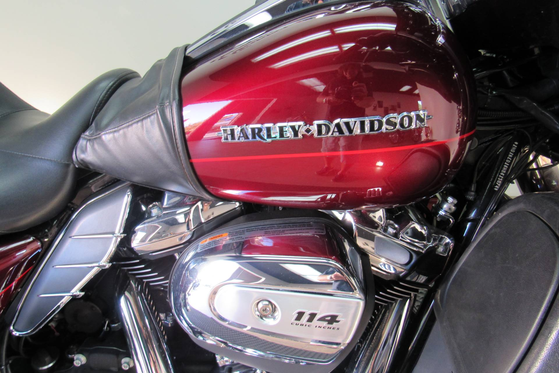 2017 Harley-Davidson Ultra Limited in Temecula, California - Photo 4