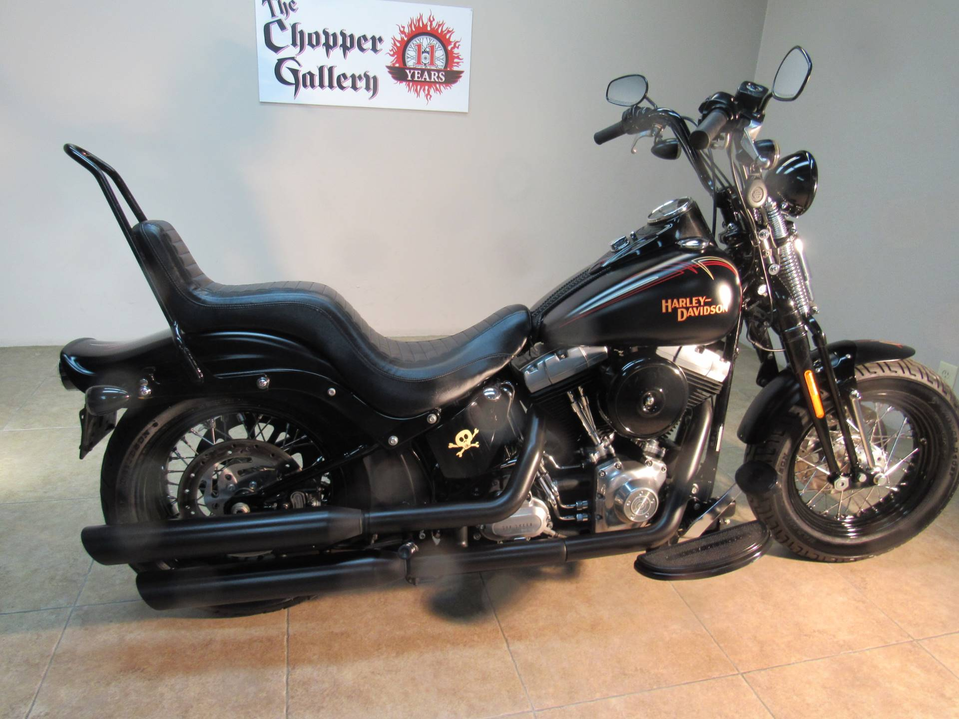 2010 Harley-Davidson Softail® Cross Bones™ in Temecula, California