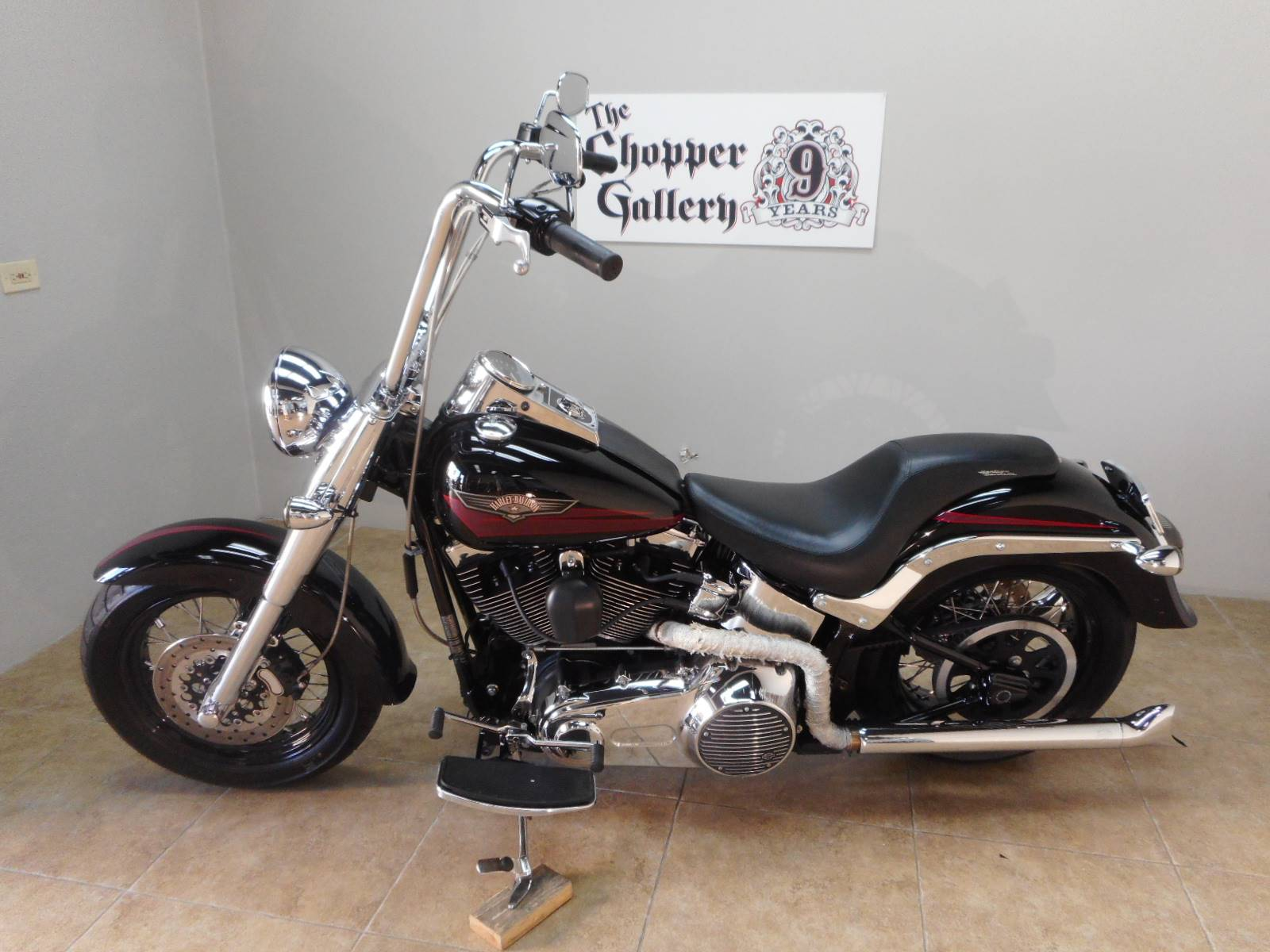 2007 Harley-Davidson FLSTF Softail® Fat Boy® in Temecula, California