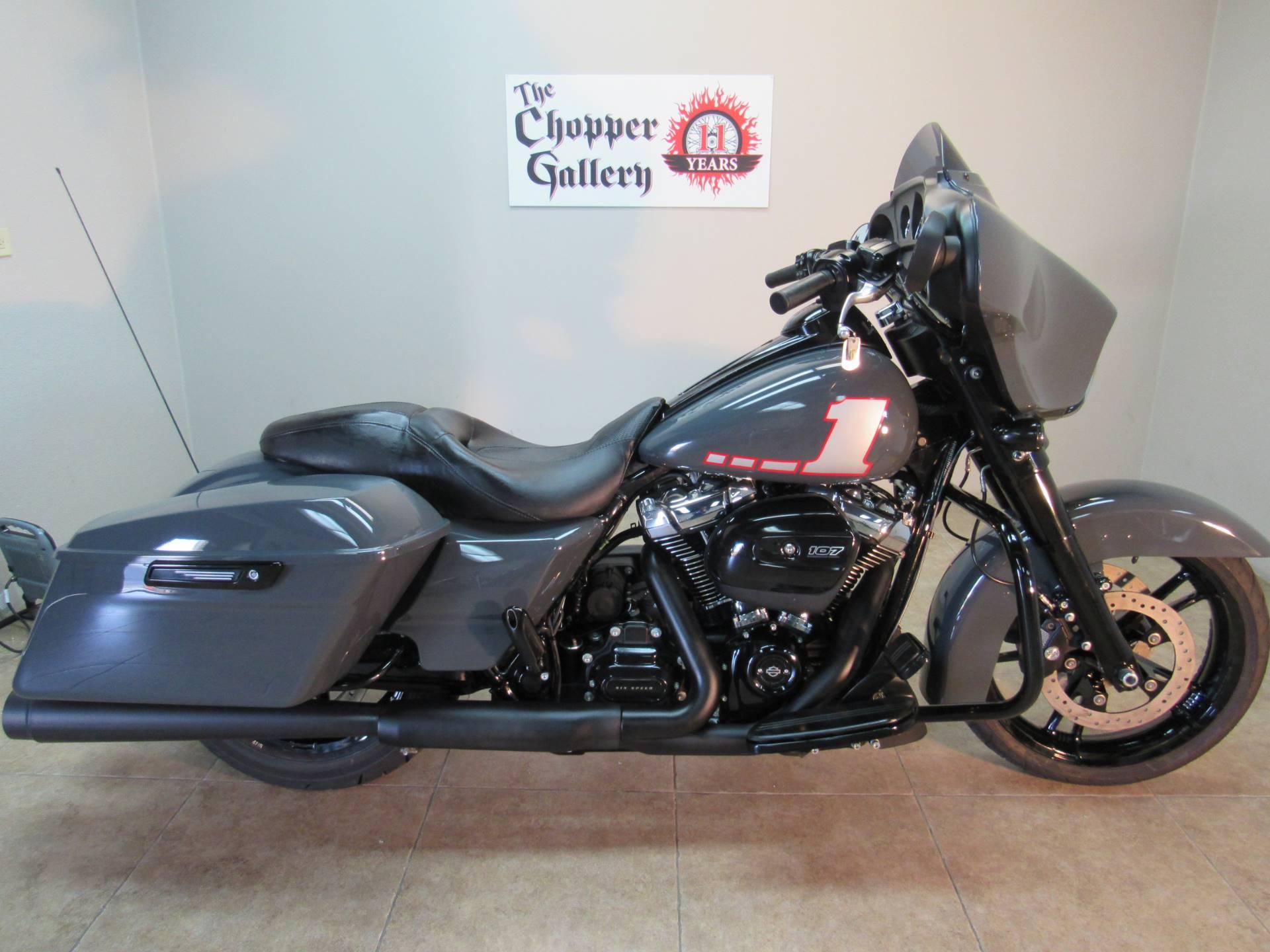 2018 Harley-Davidson Street Glide Special 1