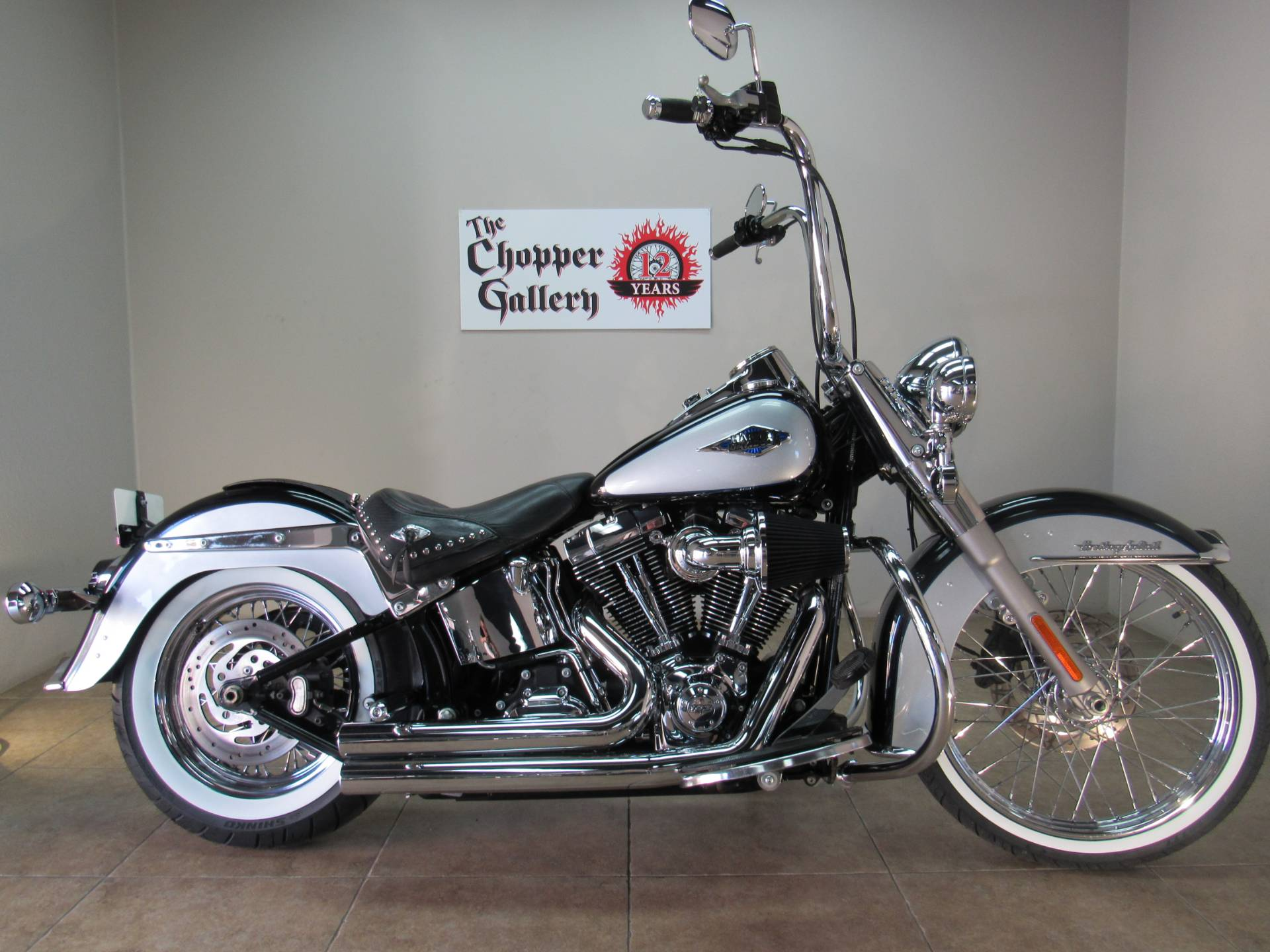 2012 Harley-Davidson Heritage Softail® Classic in Temecula, California - Photo 1