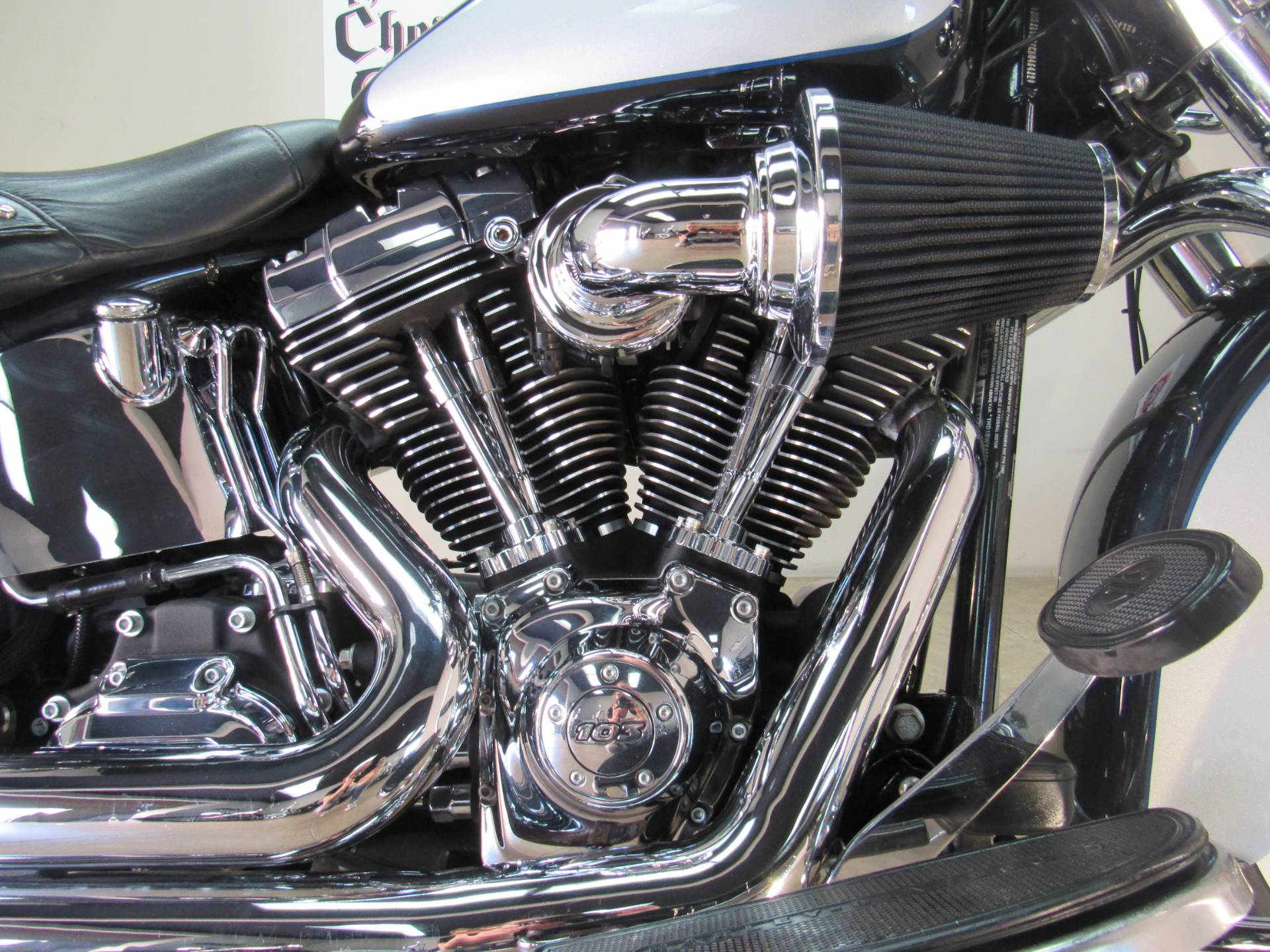 2012 Harley-Davidson Heritage Softail® Classic in Temecula, California - Photo 12