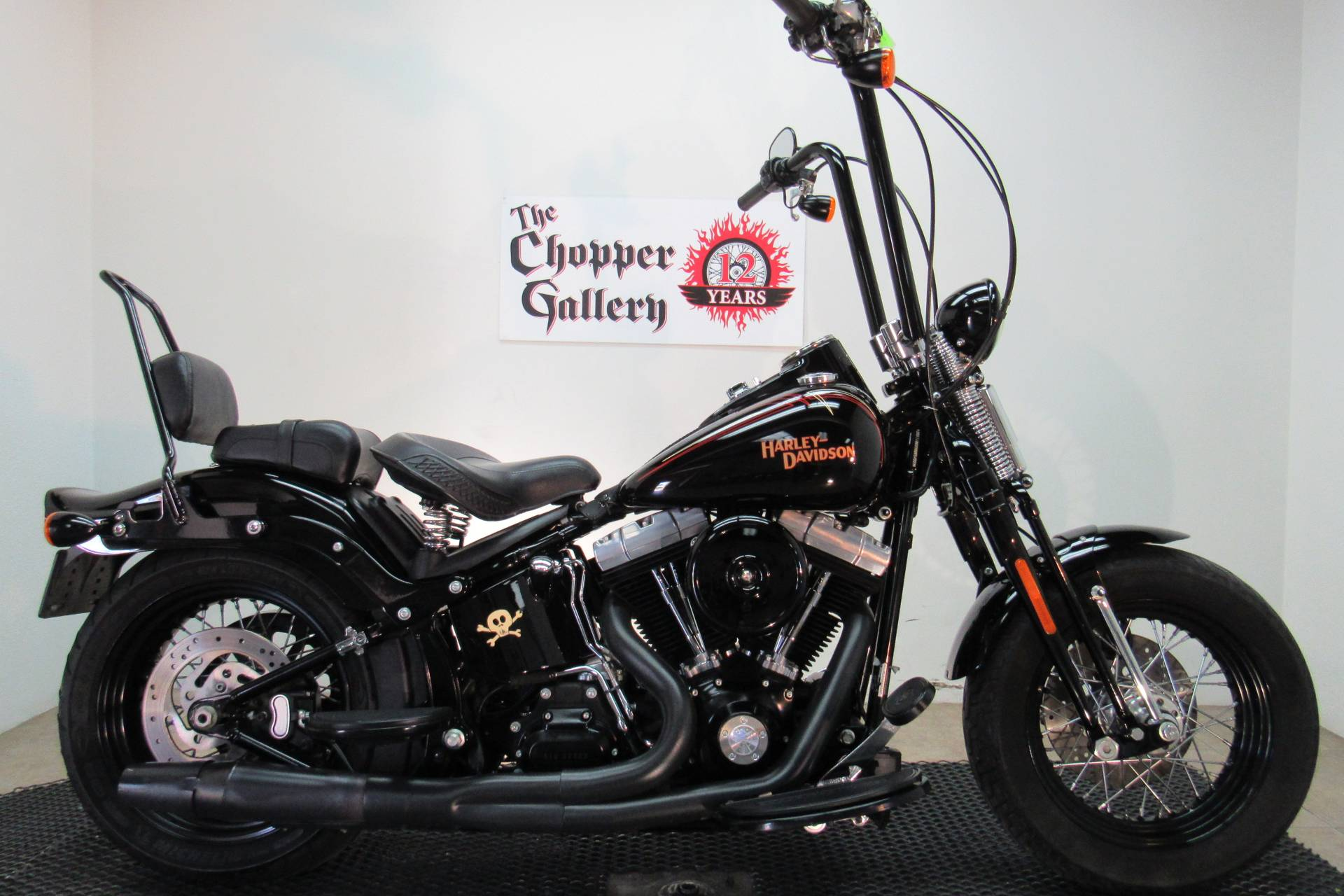 2010 Harley-Davidson Softail® Cross Bones™ in Temecula, California - Photo 1