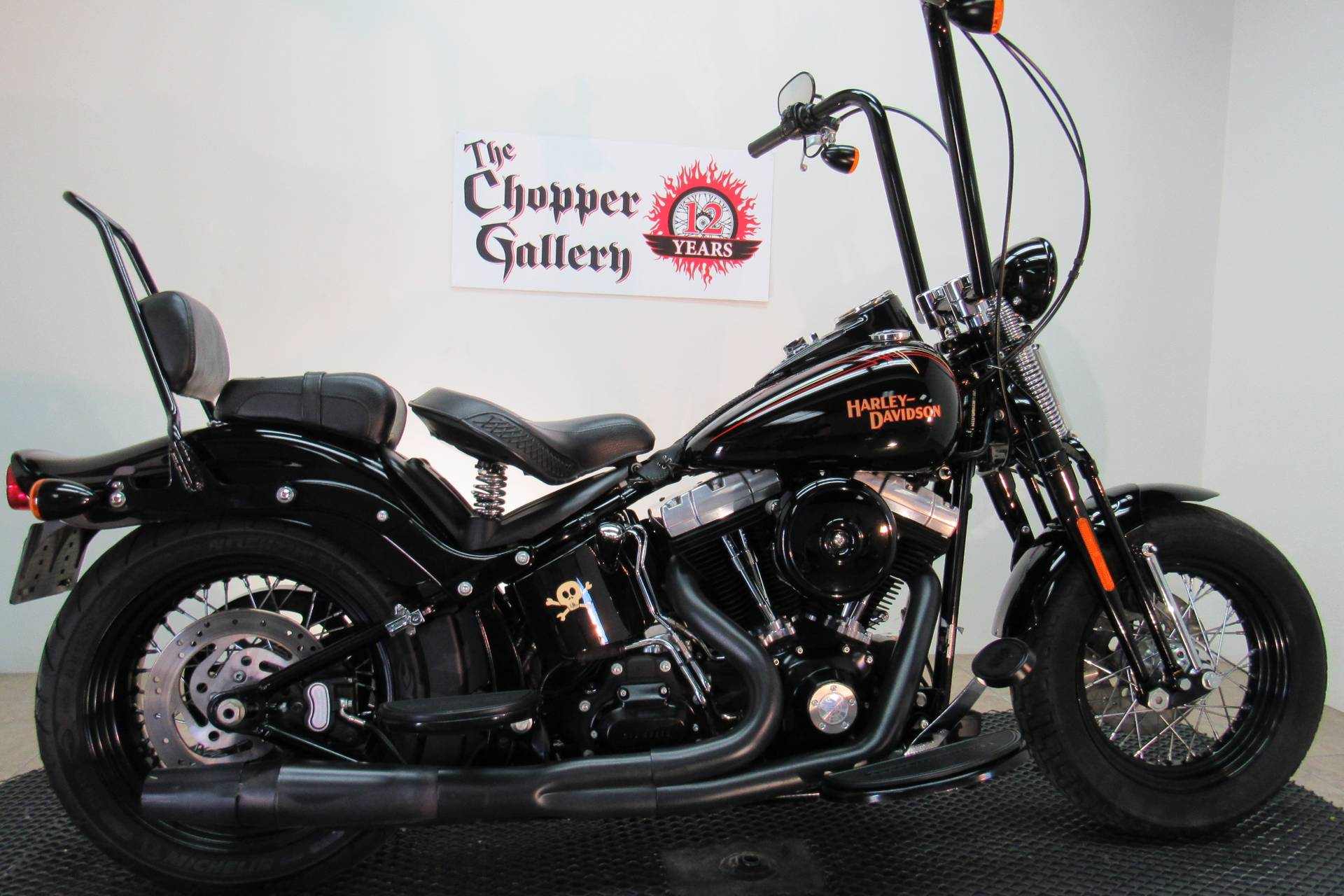 2010 Harley-Davidson Softail® Cross Bones™ in Temecula, California - Photo 3