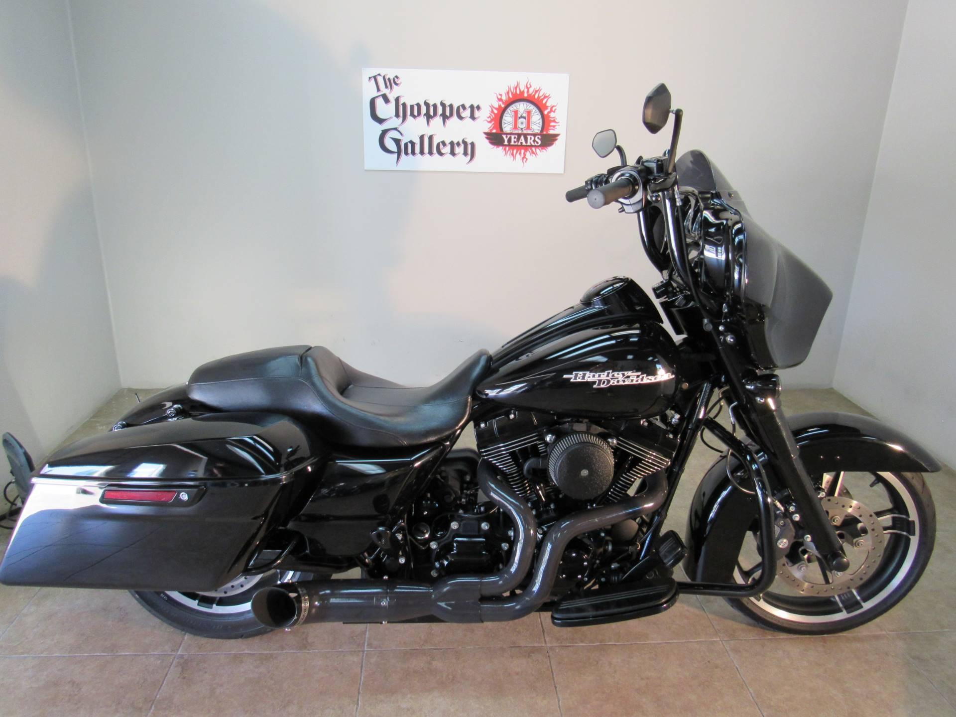 2016 Harley Davidson Street Glide In Temecula California Photo 4