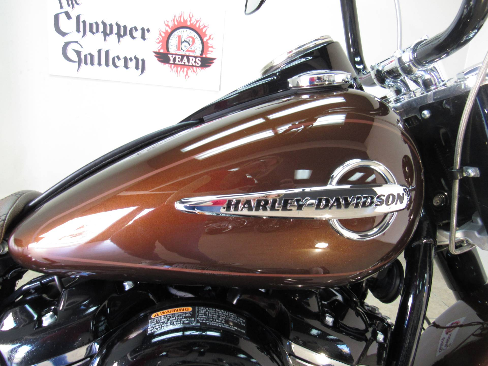 2019 Harley-Davidson Heritage Classic 107 in Temecula, California - Photo 16